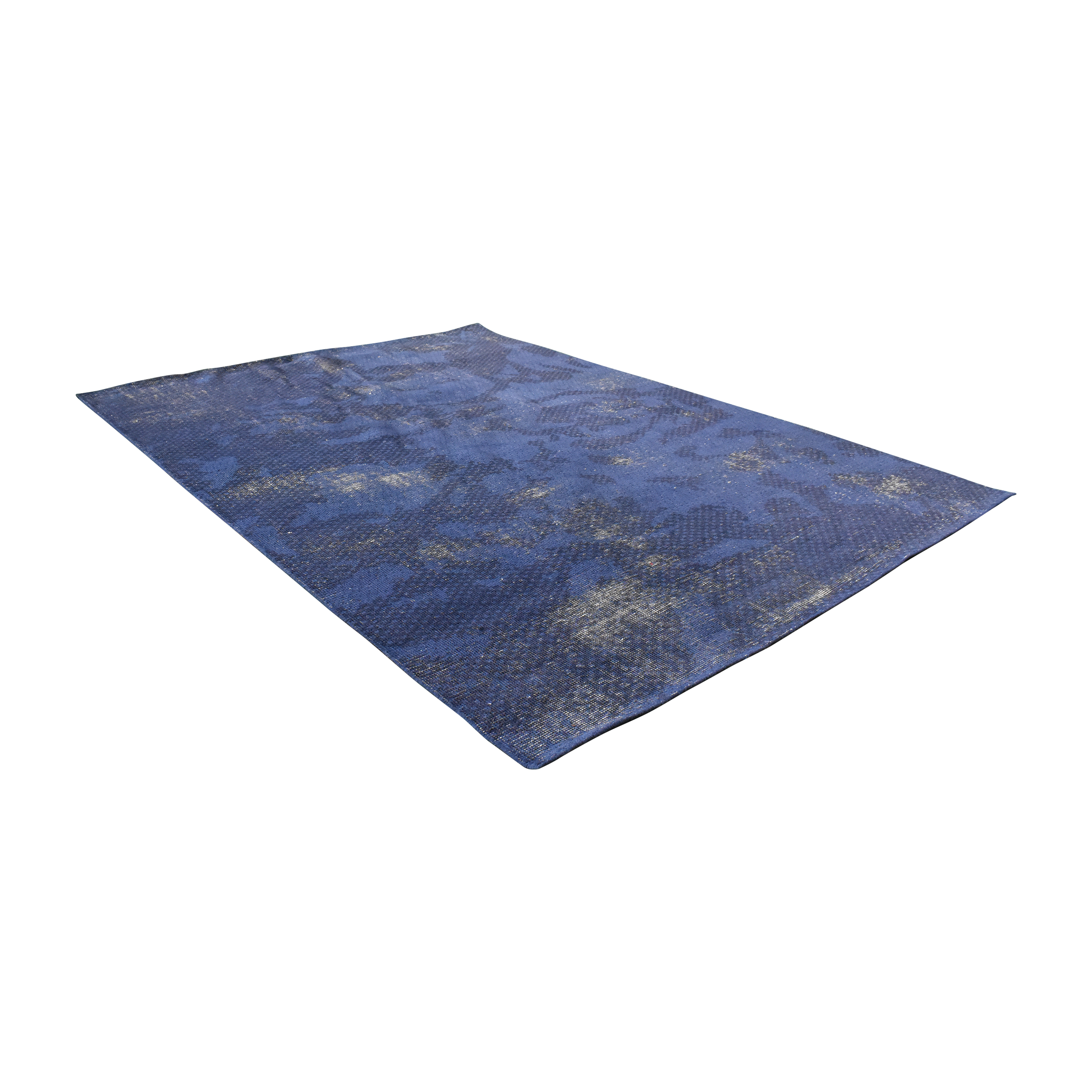 CB2 CB2 Disintegrated Floral Rug by The Hill-Side on sale