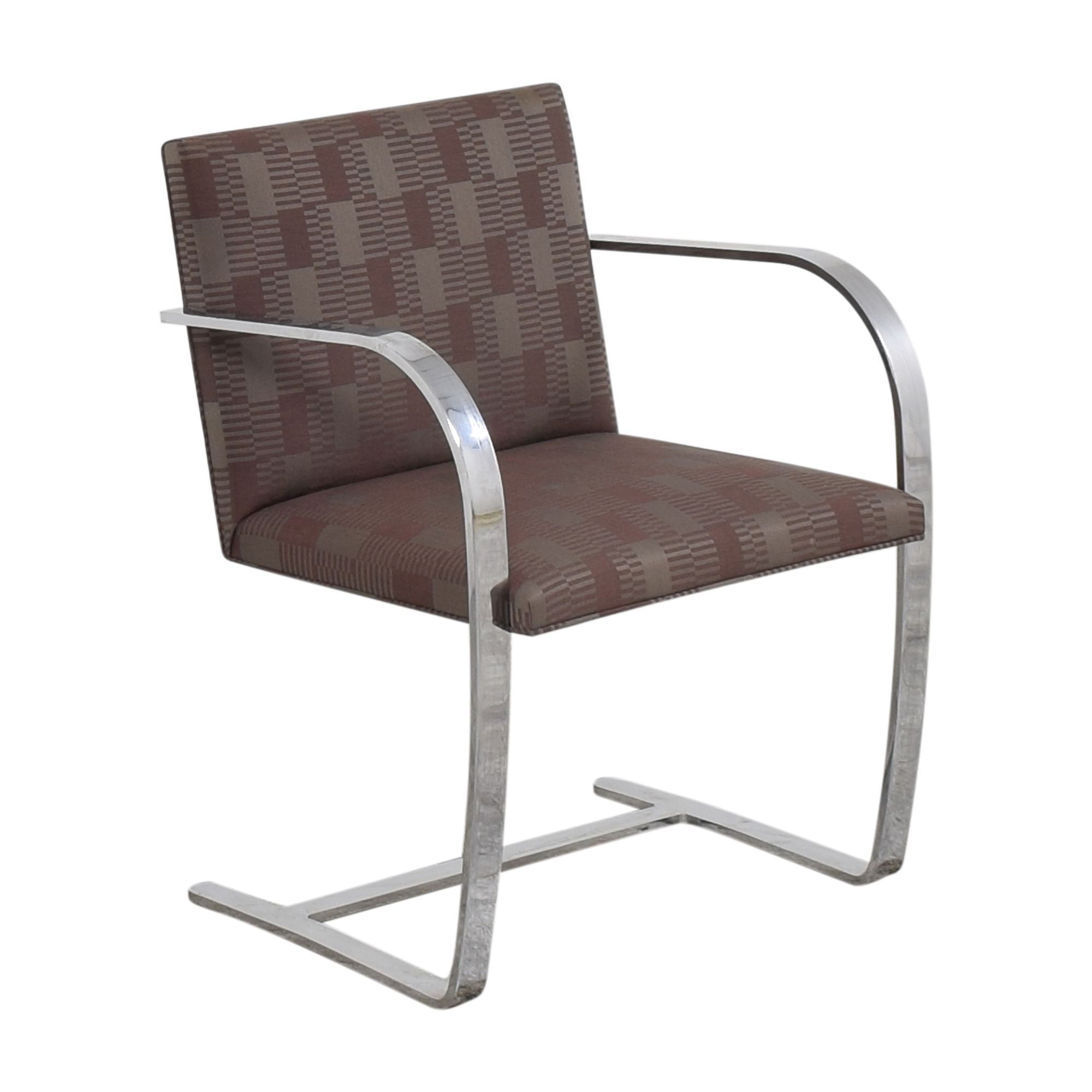 Flat Bar Brno-Style Chair / Accent Chairs