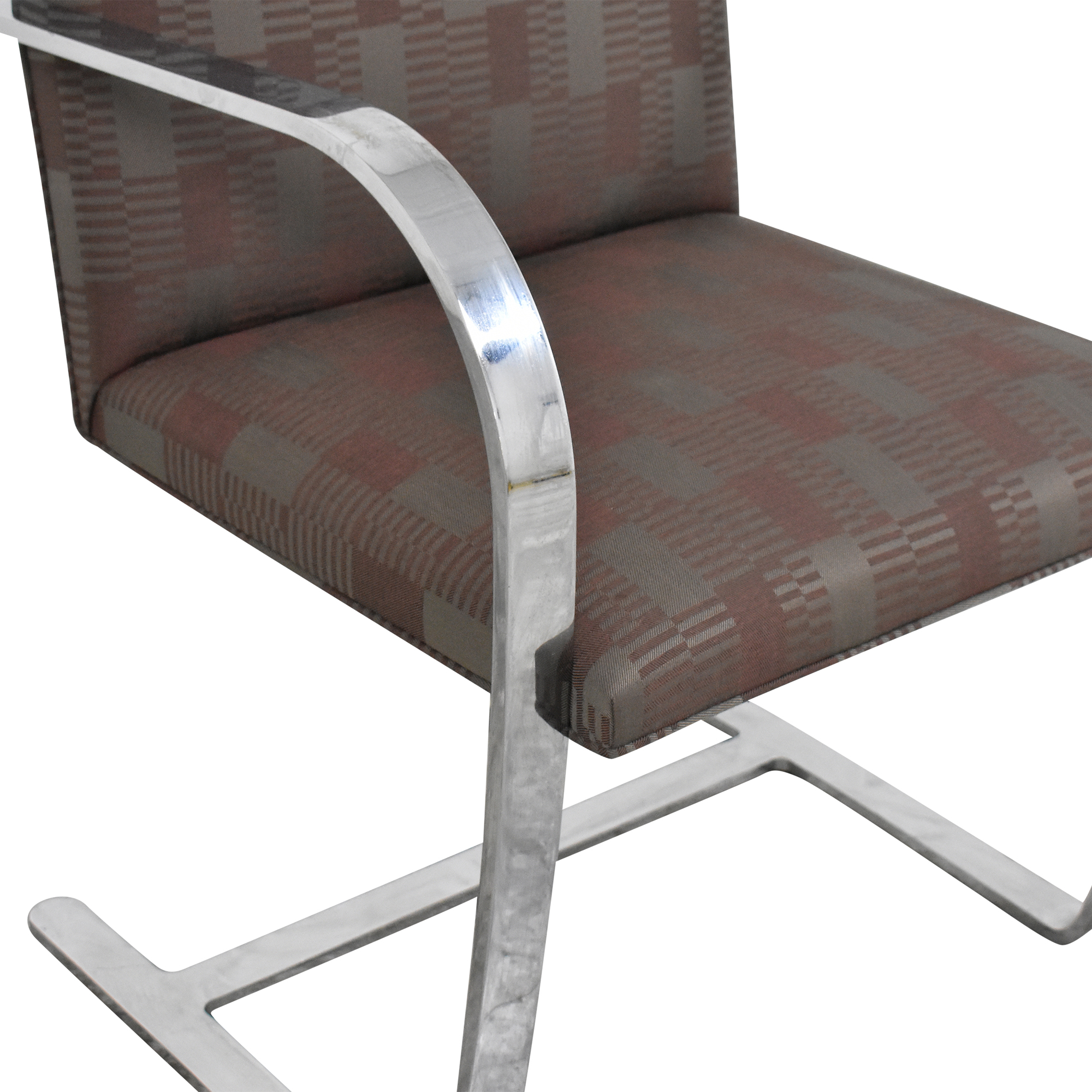 Flat Bar Brno-Style Chair for sale