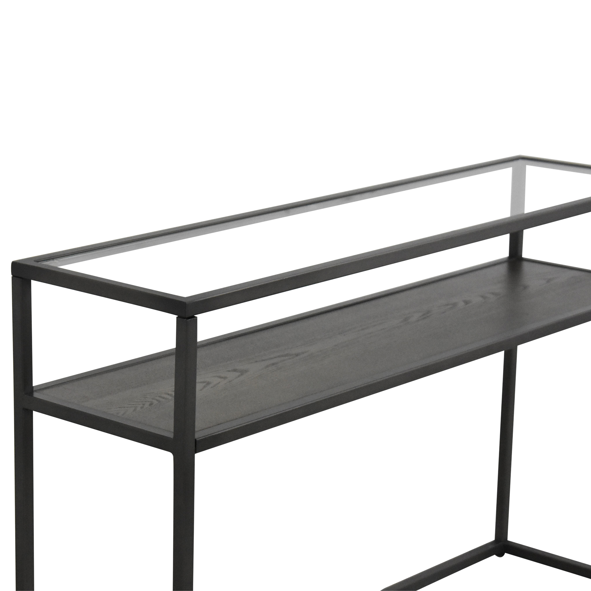 Crate & Barrel Crate & Barrel Switch Console Table for sale