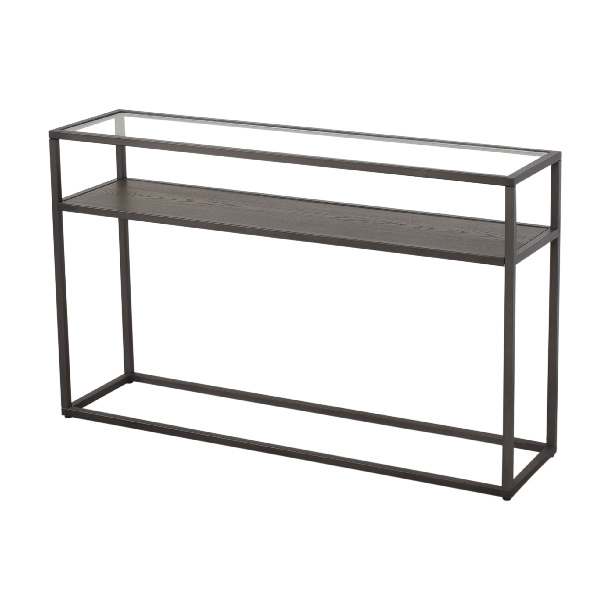 Crate & Barrel Crate & Barrel Switch Console Table pa