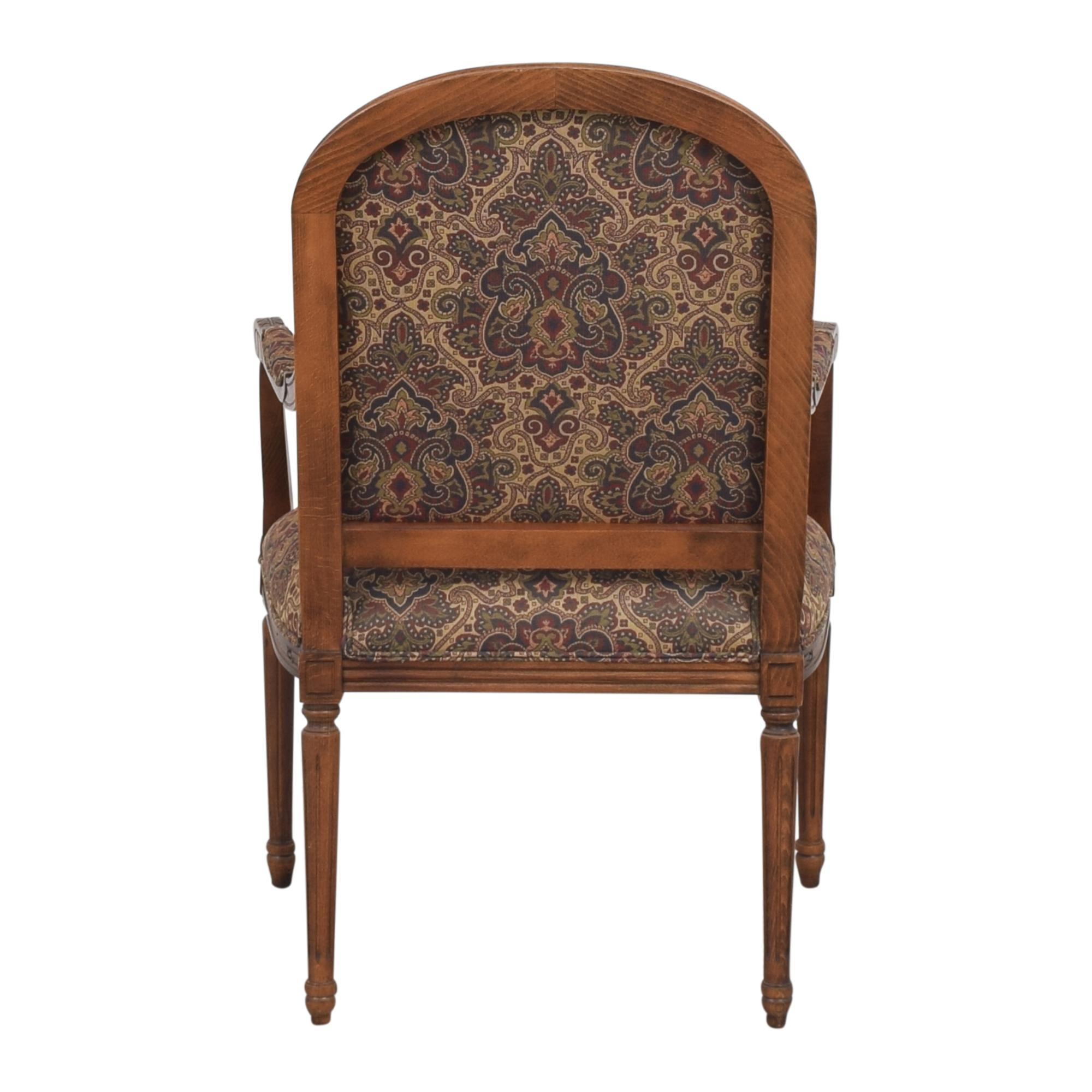 Ethan Allen Ethan Allen Upholstered Armchair ma