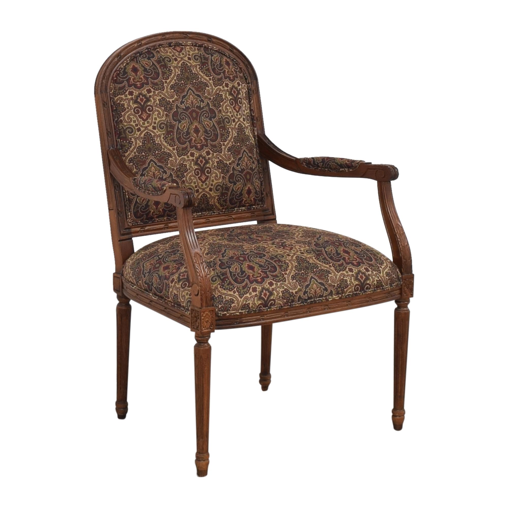 buy Ethan Allen Ethan Allen Upholstered Armchair online