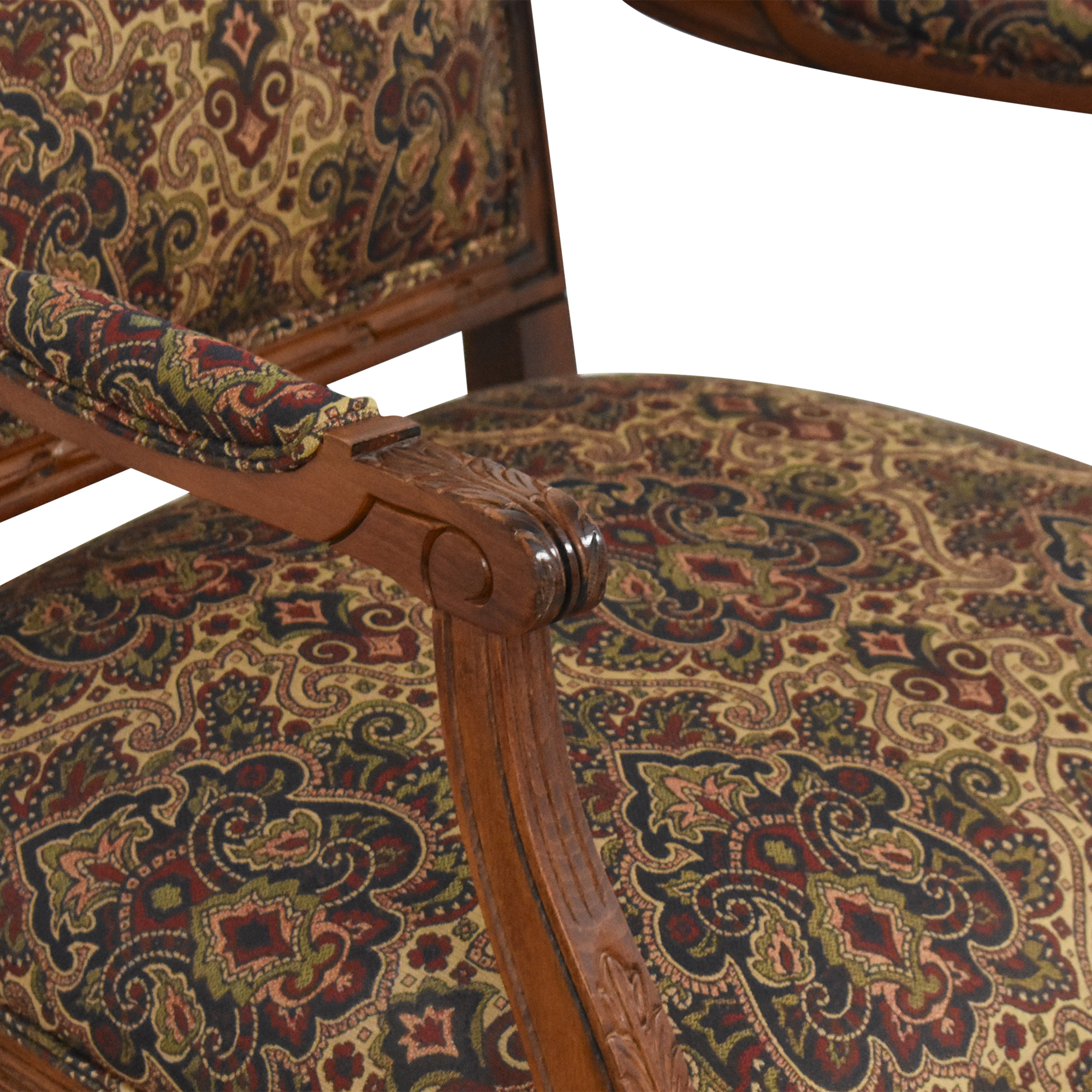 shop Ethan Allen Ethan Allen Upholstered Armchair online
