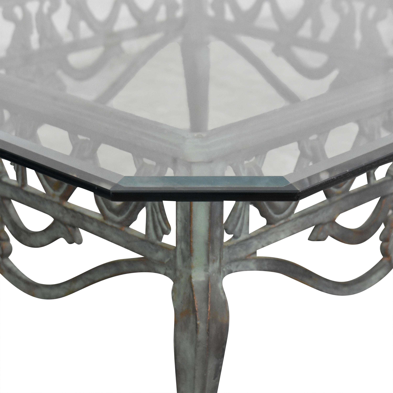Transparent Coffee Table ma