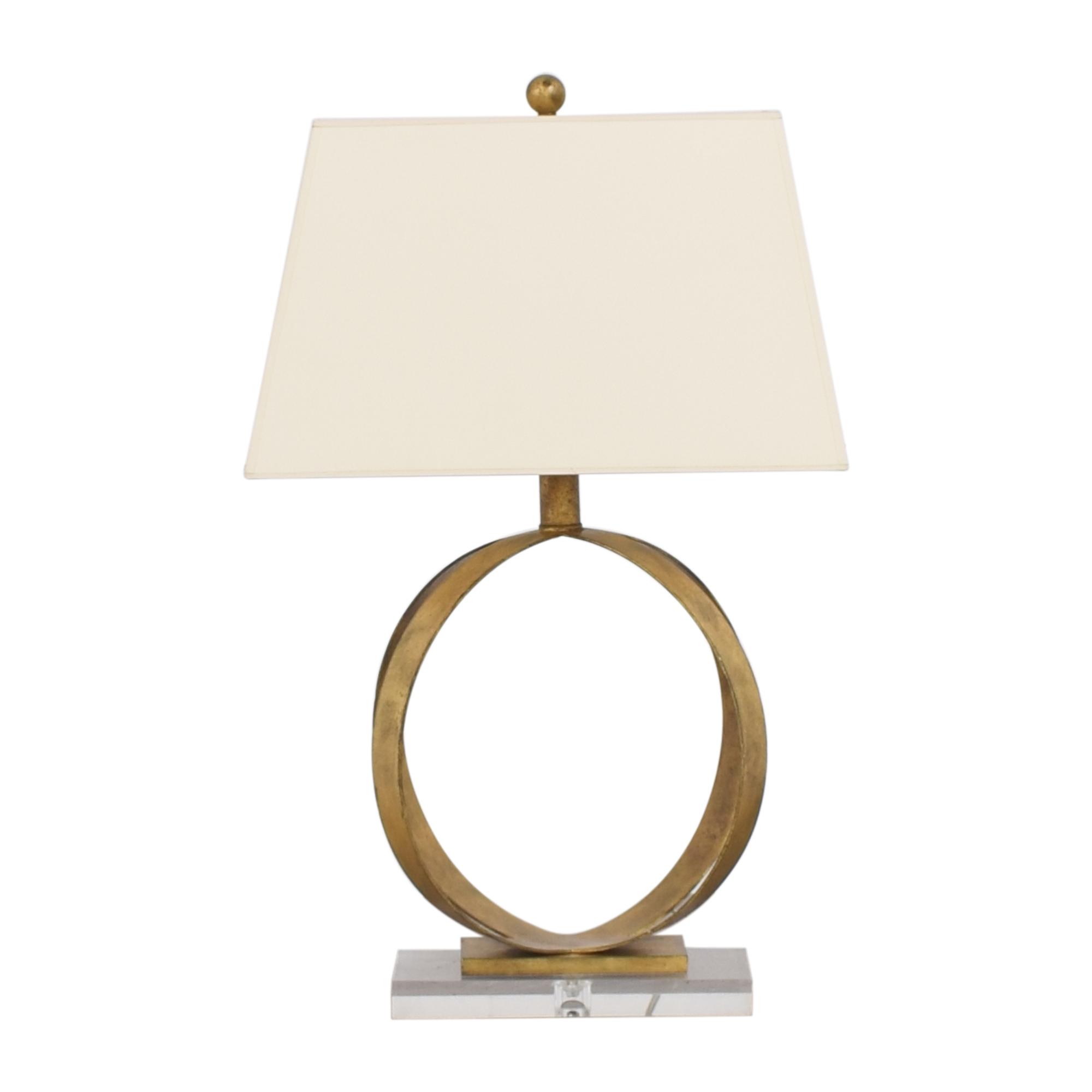 Visual Comfort E.F. Chapman Rings Table Lamp / Lamps