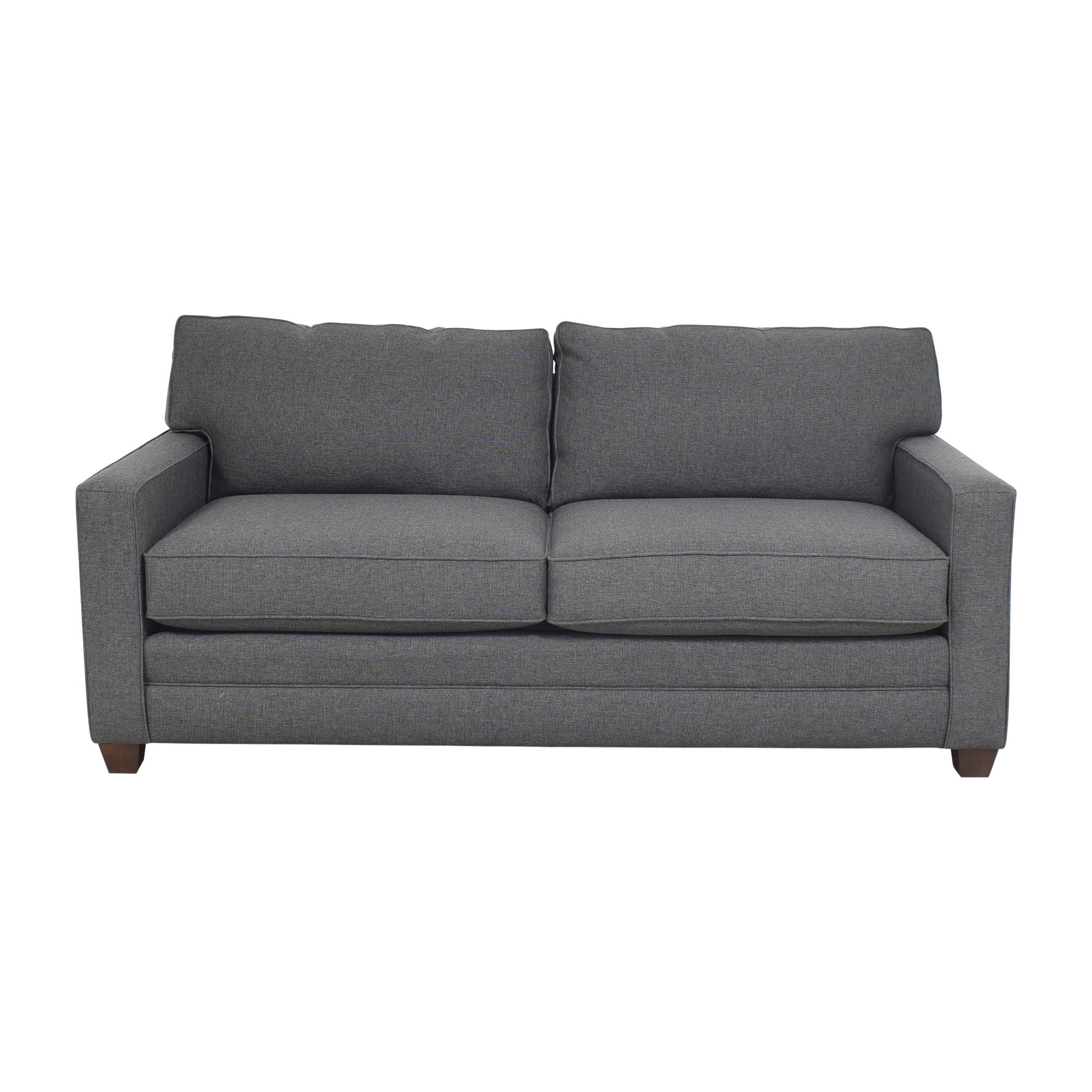 buy Bassett Furniture Bassett Alexander Track Arm Sofa online