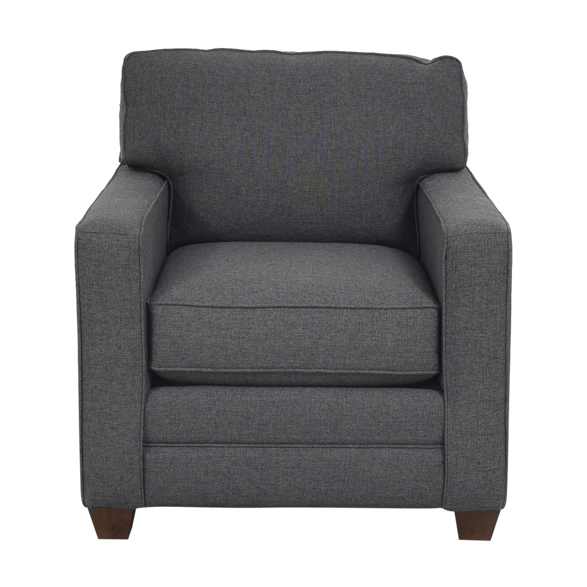 shop Bassett Furniture Bassett Alexander Track Arm Chair online