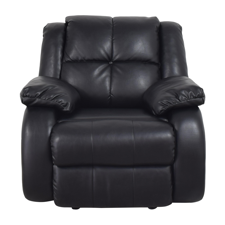 Ashley Furniture Ashley Furniture Plush Rocker Recliner for sale