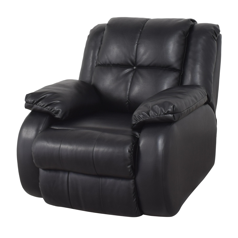 Ashley Furniture Ashley Furniture Plush Rocker Recliner nyc