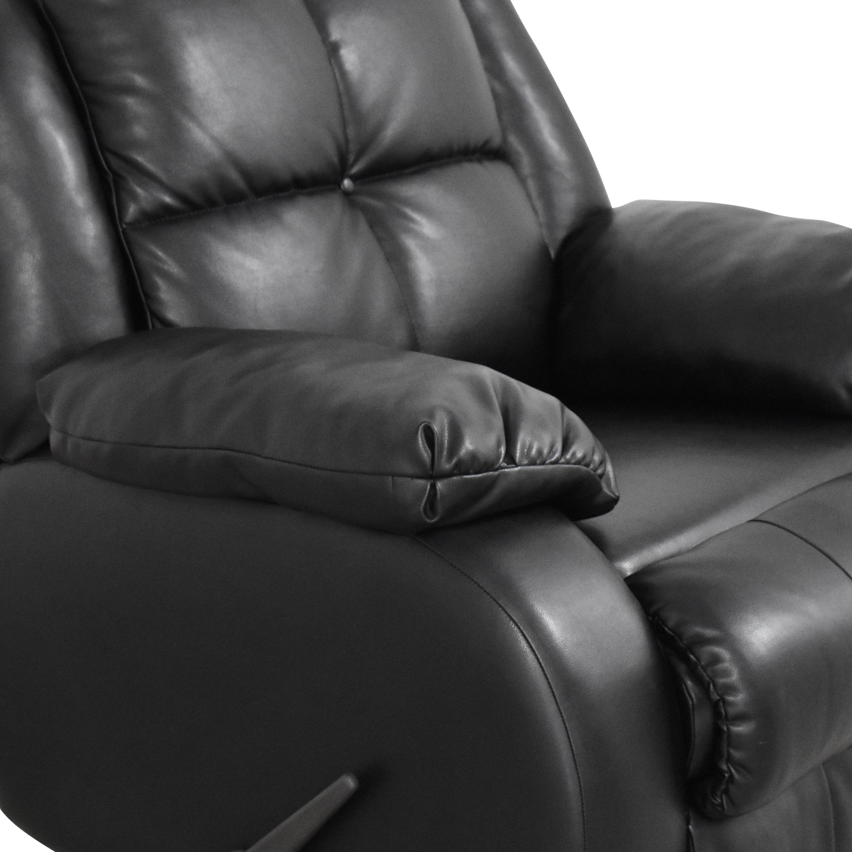 Ashley Furniture Ashley Furniture Plush Rocker Recliner nj
