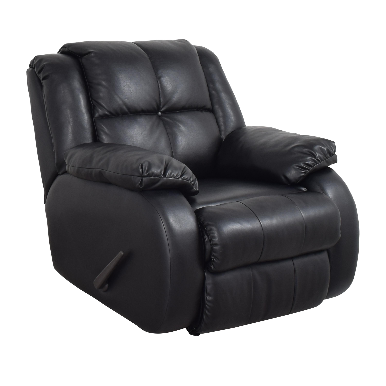 buy Ashley Furniture Ashley Furniture Plush Rocker Recliner online
