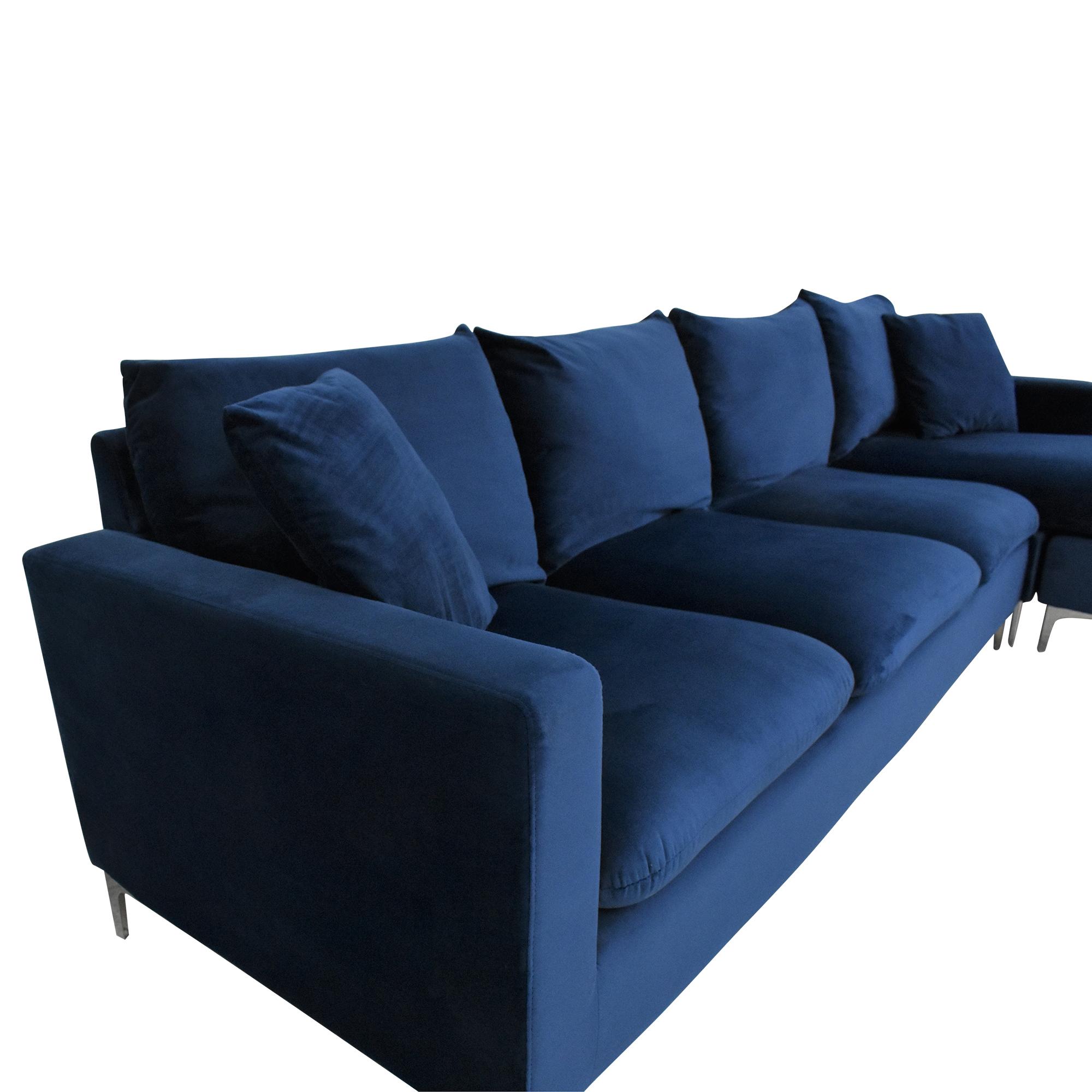 shop Wayfair Wayfair Boutwell Reversible Sectional Sofa online