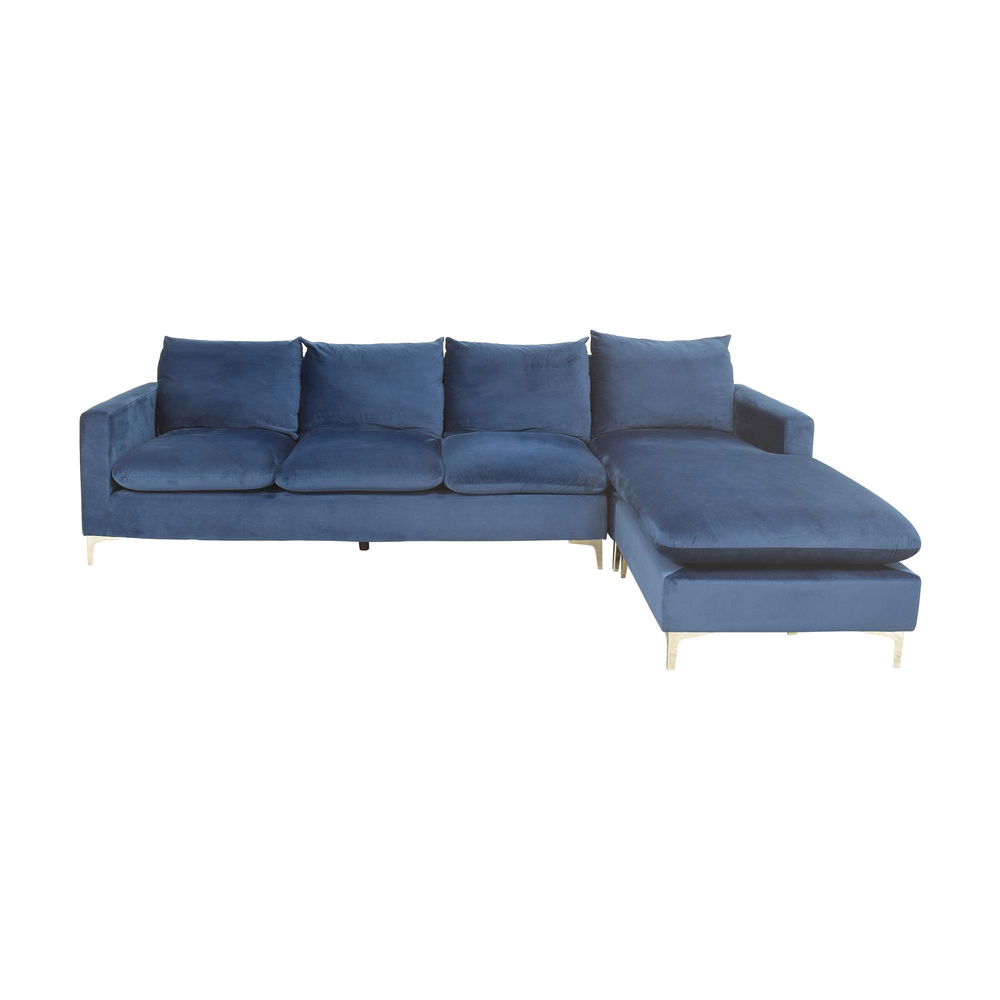 Wayfair Wayfair Boutwell Reversible Sectional Sofa Sofas
