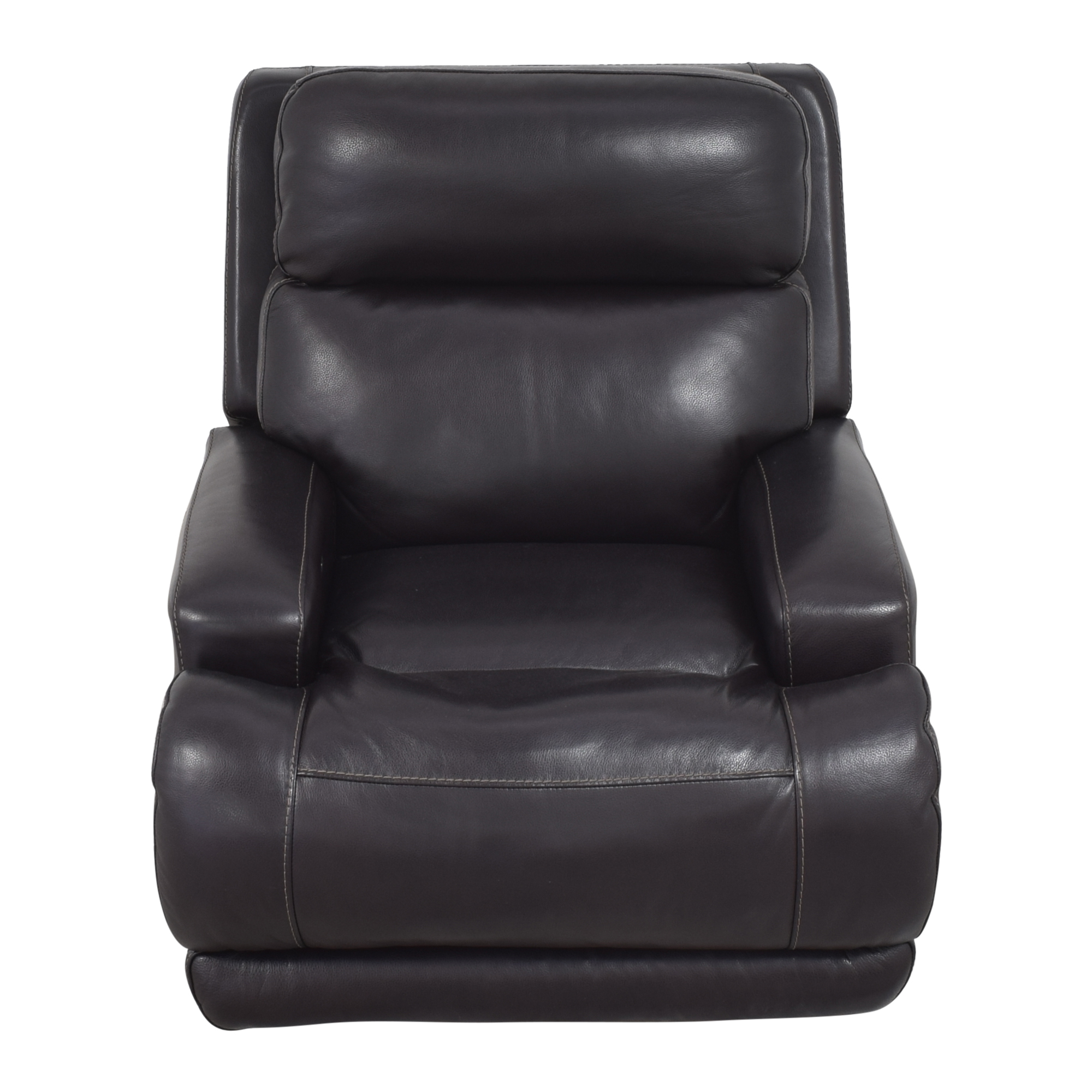 Raymour & Flanigan Raymour & Flanigan Tompkins Power Glider Recliner dimensions