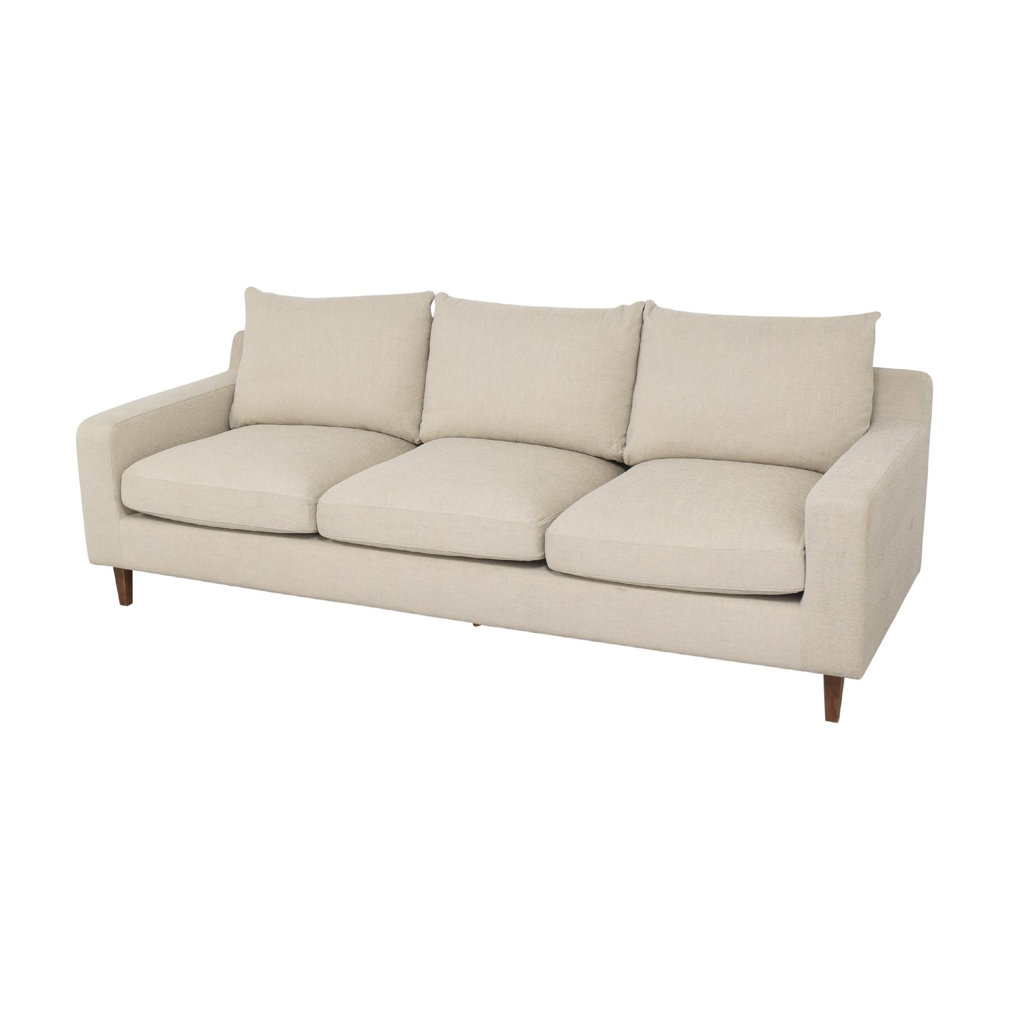 Interior Define Interior Define Sloan 3-Seat Sofa Classic Sofas