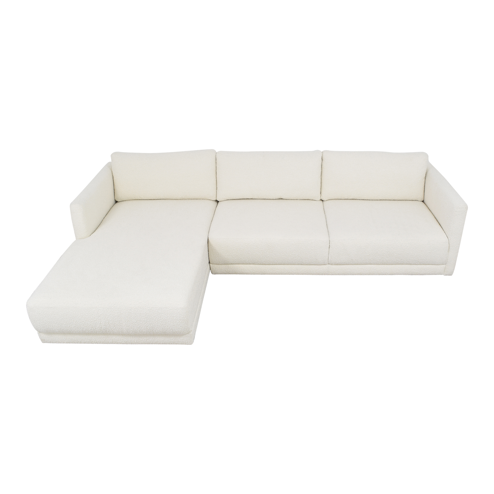 Kardiel Kardiel Domus Chaise Sectional Sofa used
