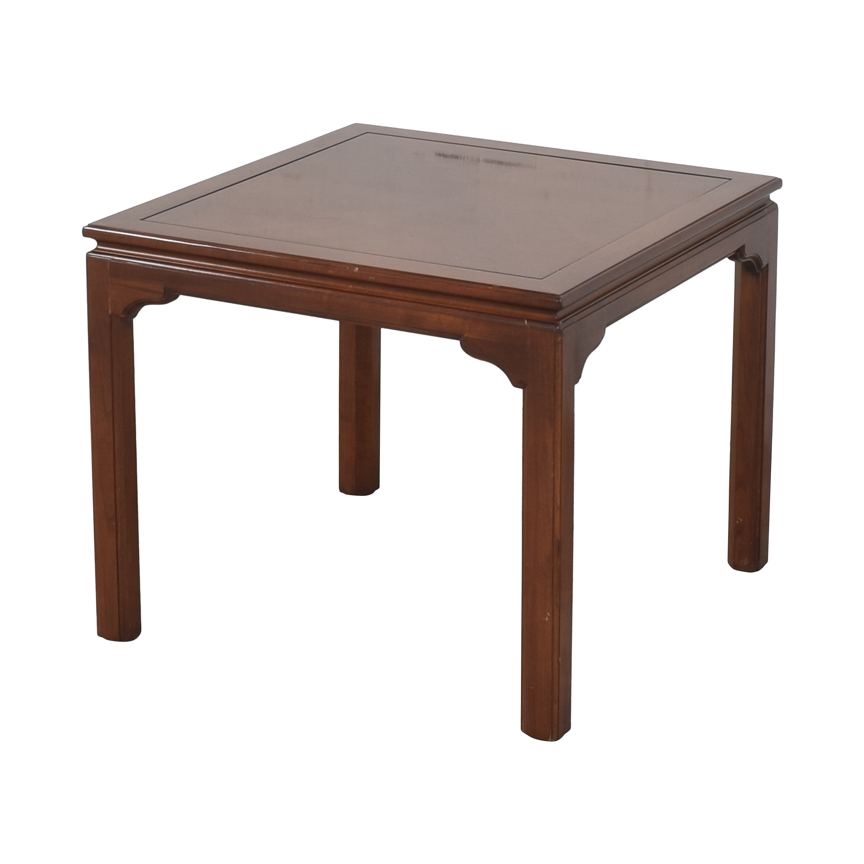buy Ethan Allen Canova Side Table Ethan Allen Tables
