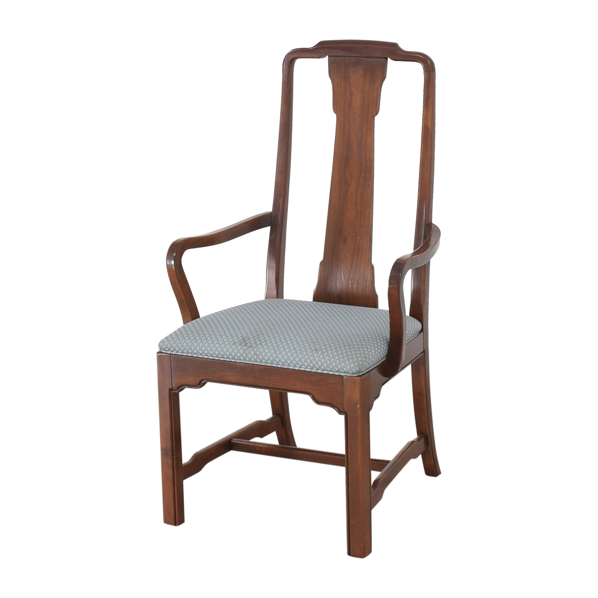 shop Ethan Allen Ethan Allen Canova Campaign Dining Arm Chairs online