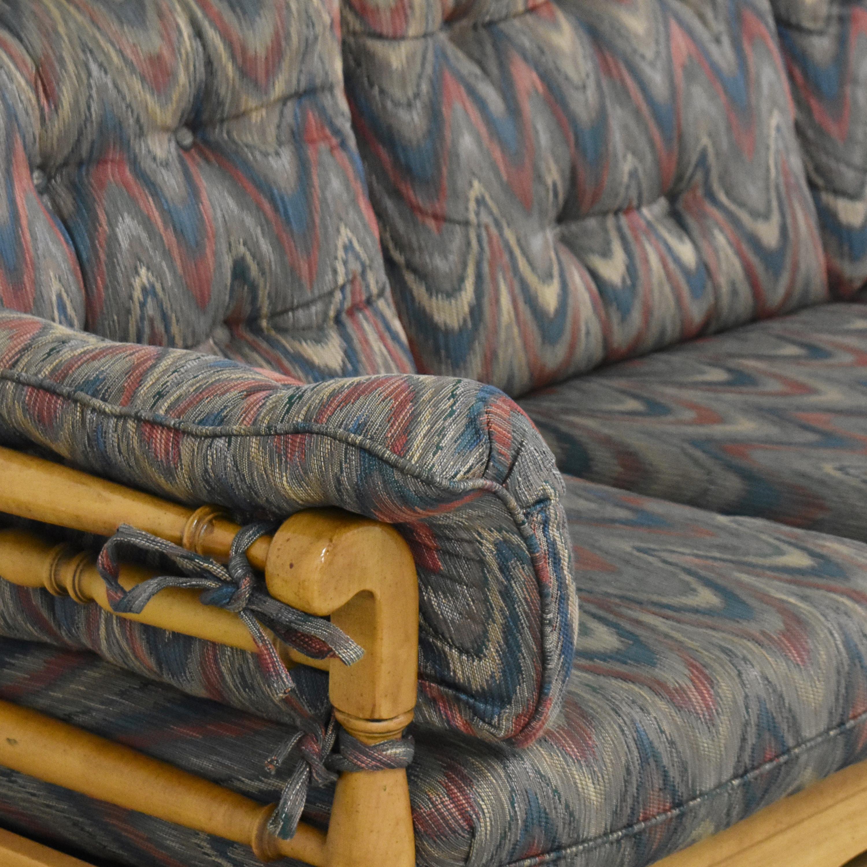 Ethan Allen Ethan Allen Three Cushion Sofa pa