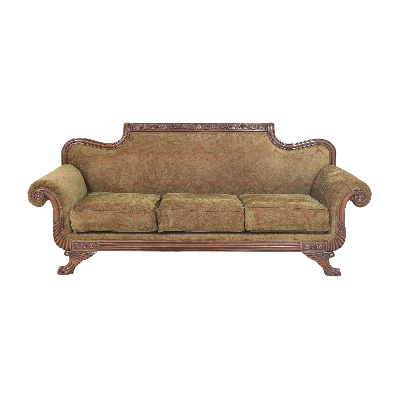 Francesca Imports Francesca Imports Roll Arm Sofa pa