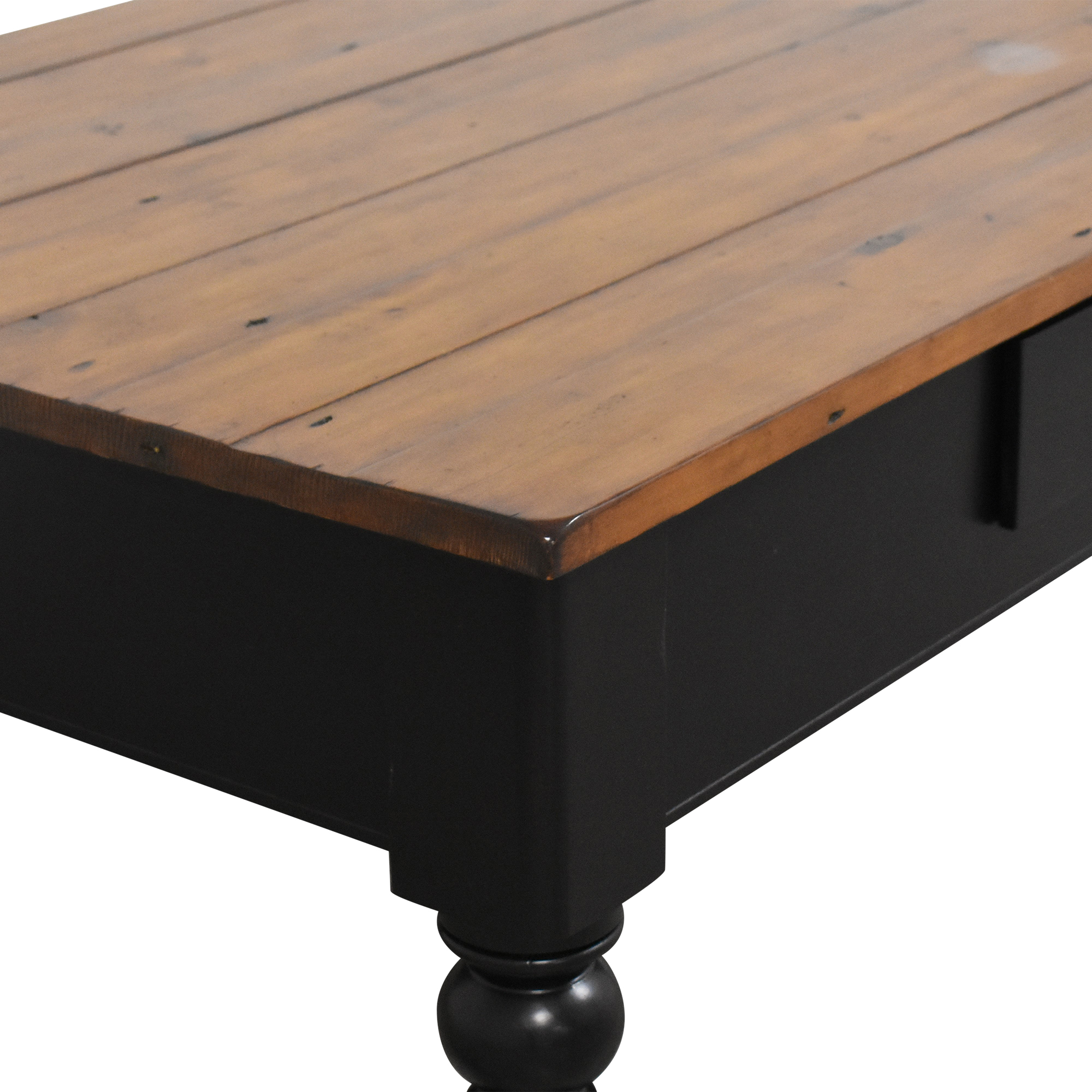Pottery Barn Pottery Barn Coffee Table with Drawer  ma