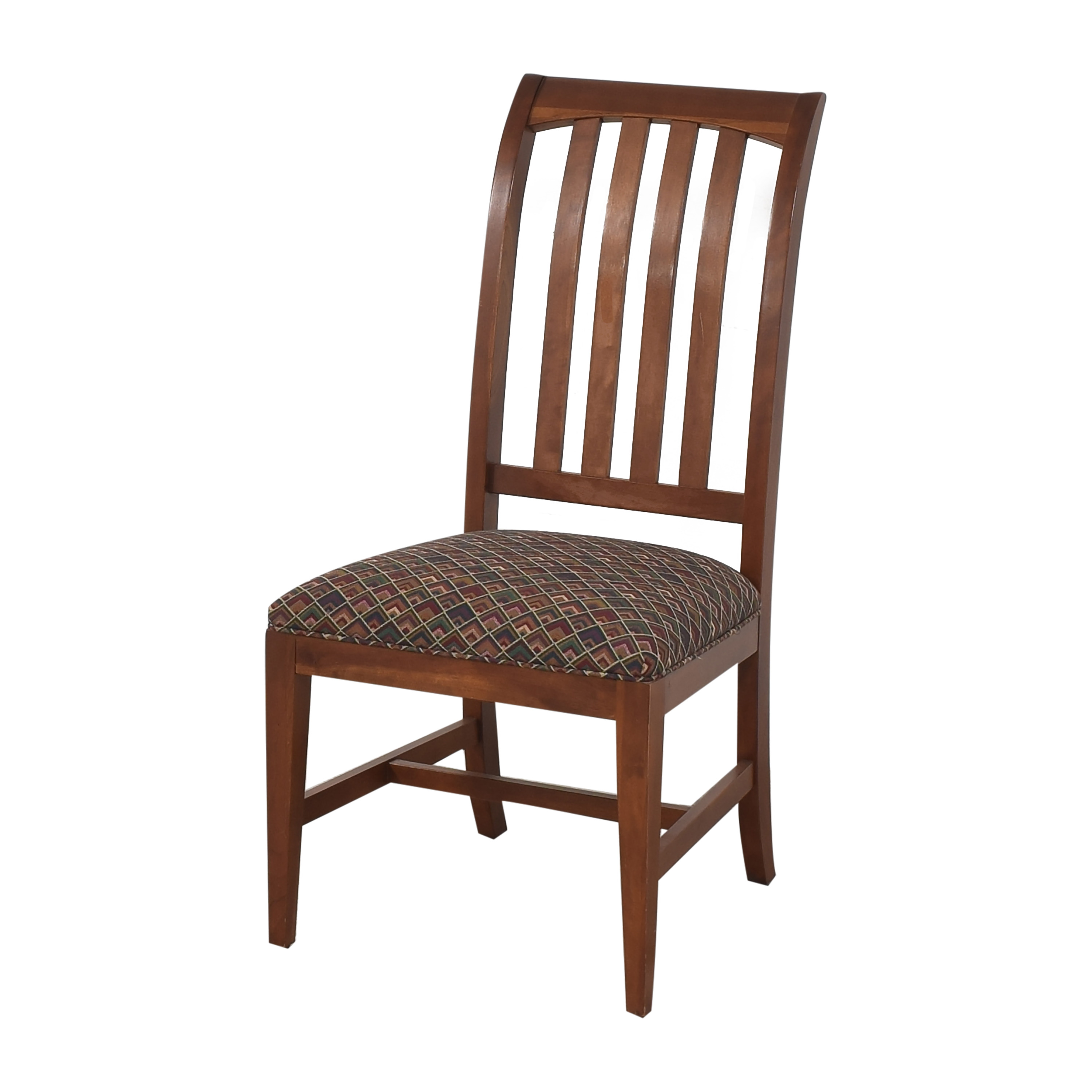buy Ethan Allen Ethan Allen Upholstered Dining Chairs  online
