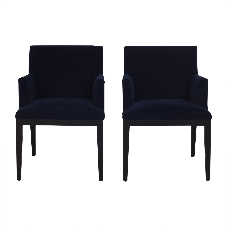 ABC Carpet & Home ABC Carpet & Home Daphne Arm Chairs ct