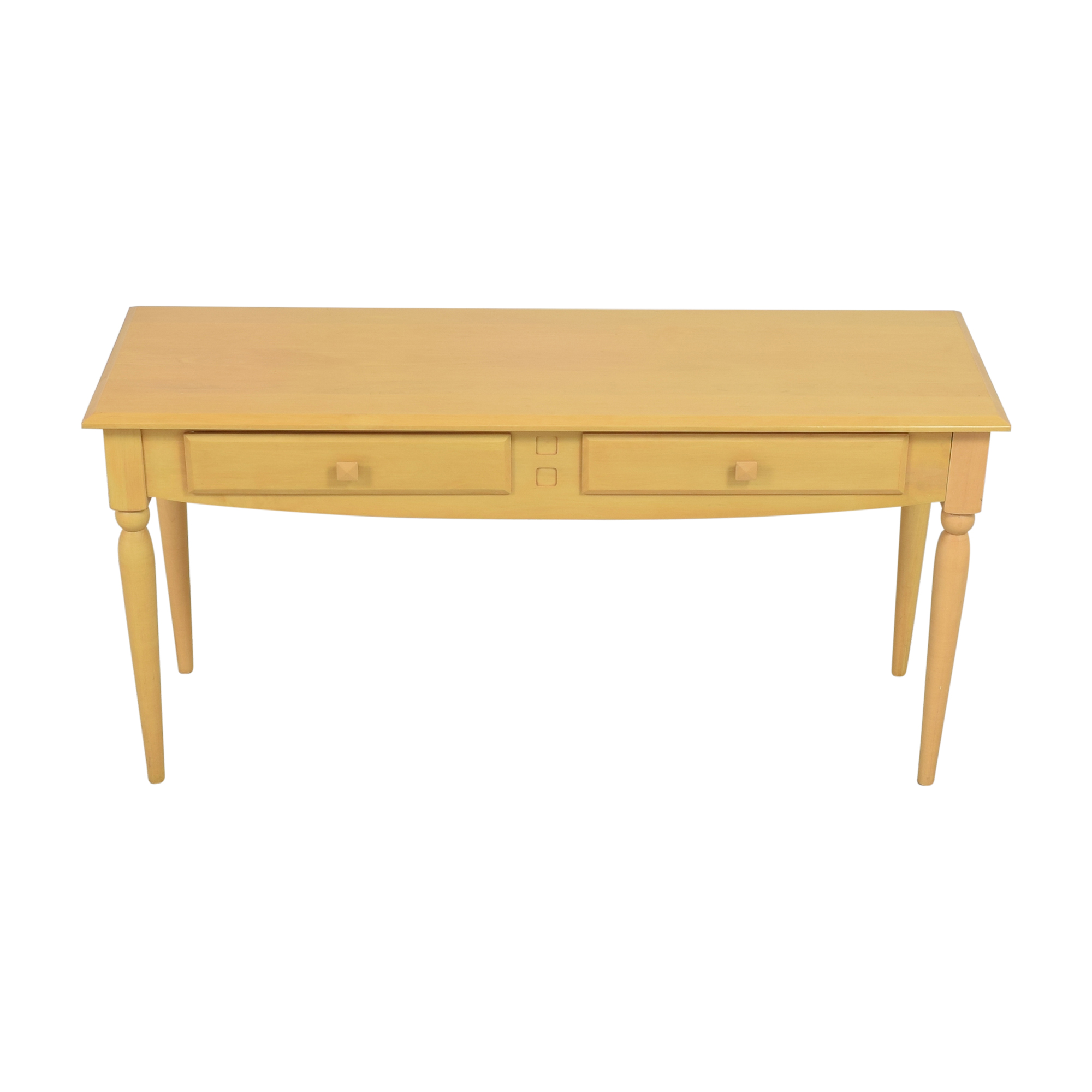 Ethan Allen Ethan Allen American Dimensions Console Table ct