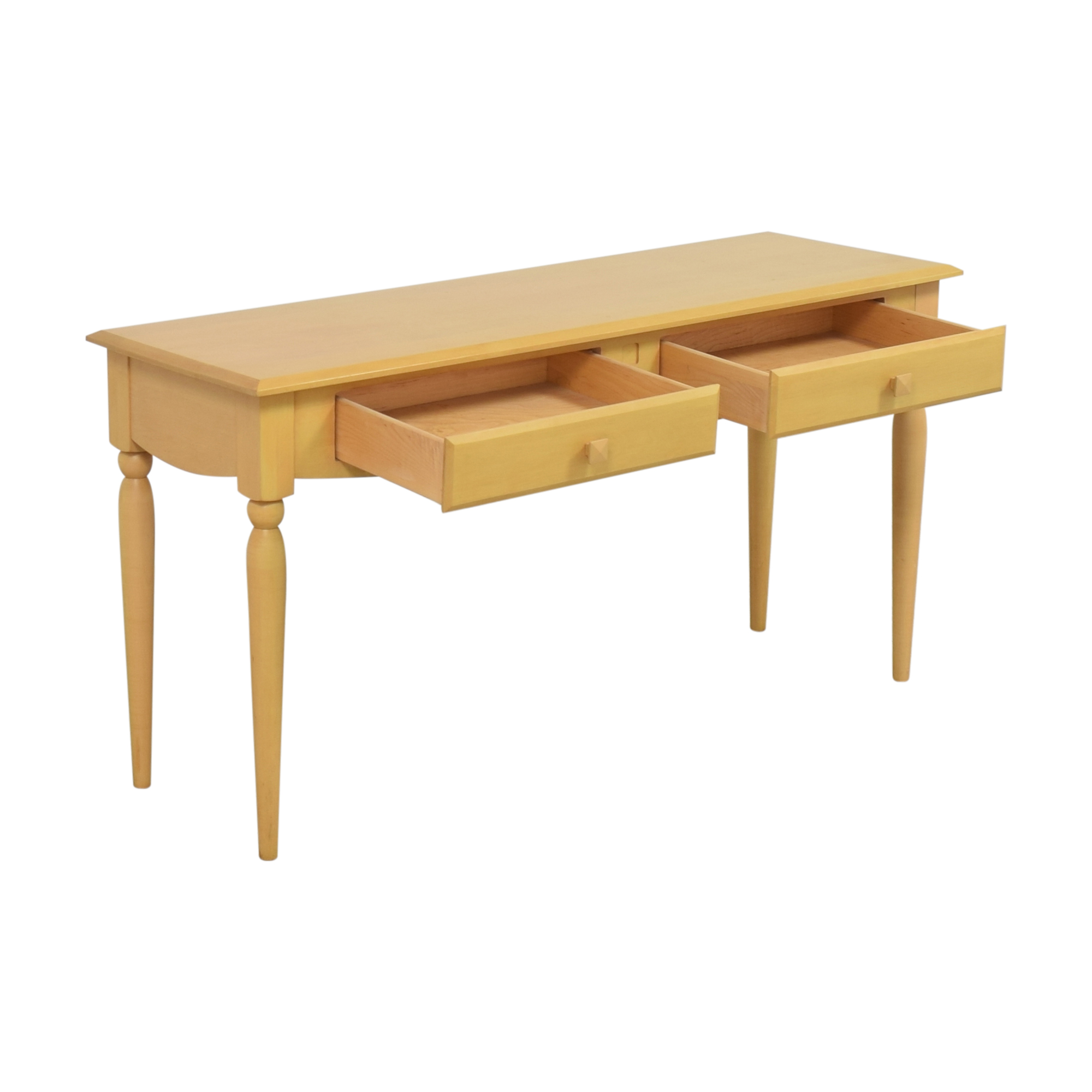 buy Ethan Allen American Dimensions Console Table Ethan Allen Accent Tables