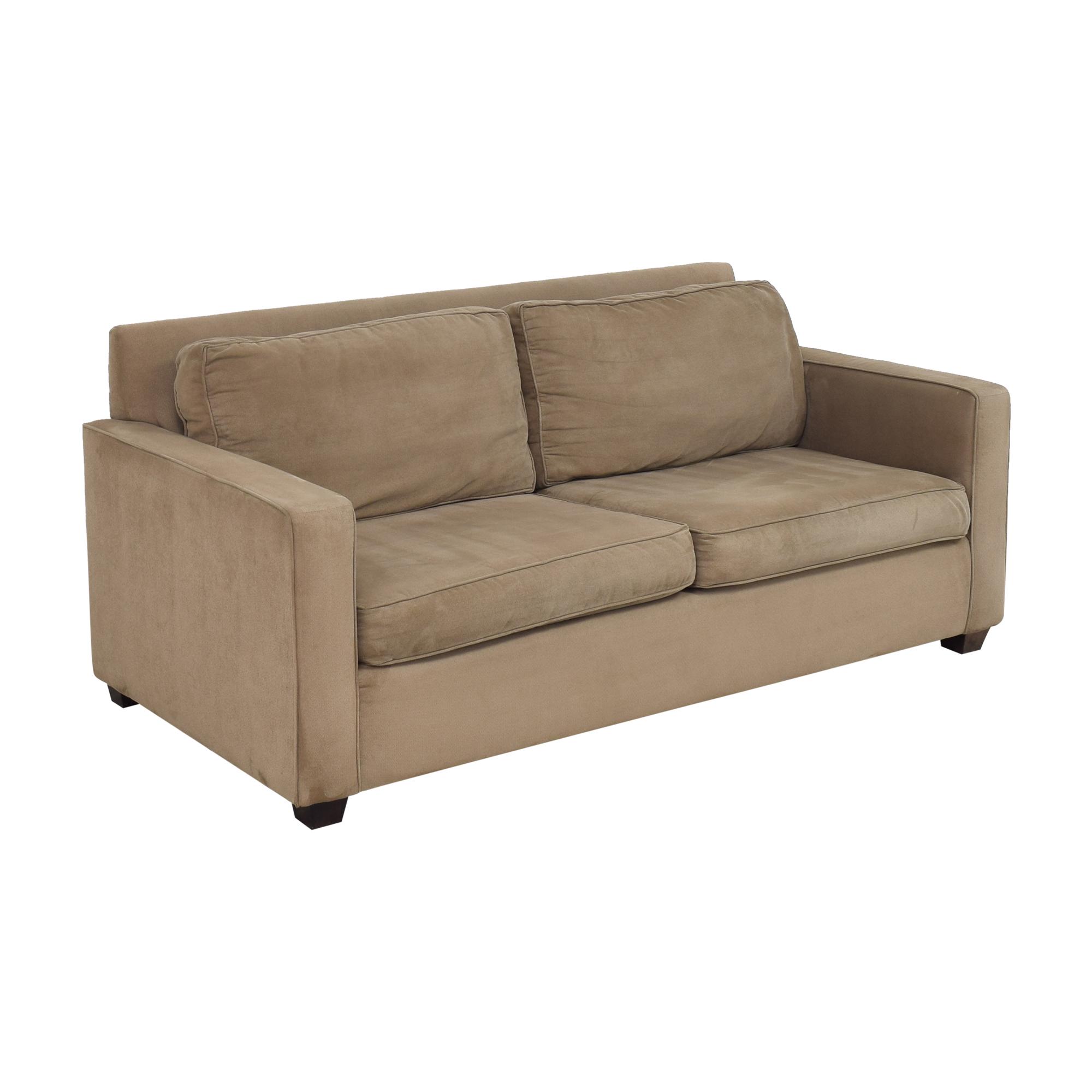 West Elm Henry Two Cushion Sofa West Elm
