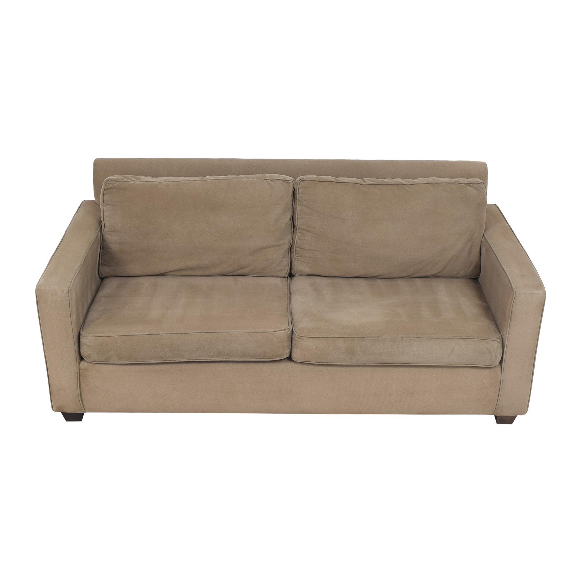 buy West Elm Henry Two Cushion Sofa West Elm