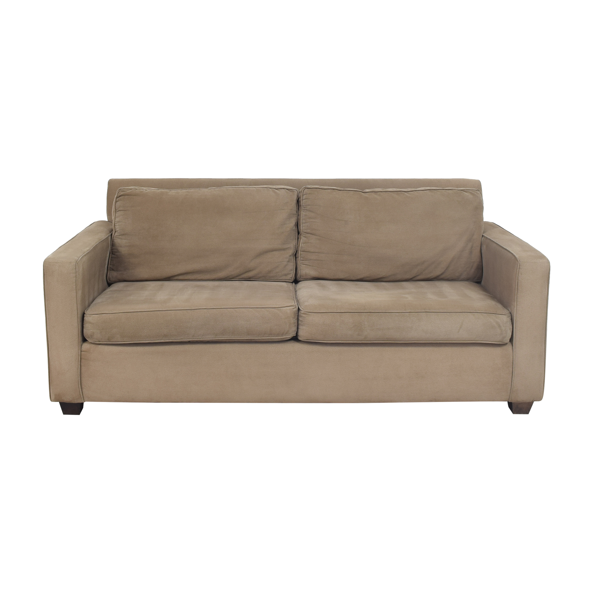 buy West Elm Henry Two Cushion Sofa West Elm Classic Sofas