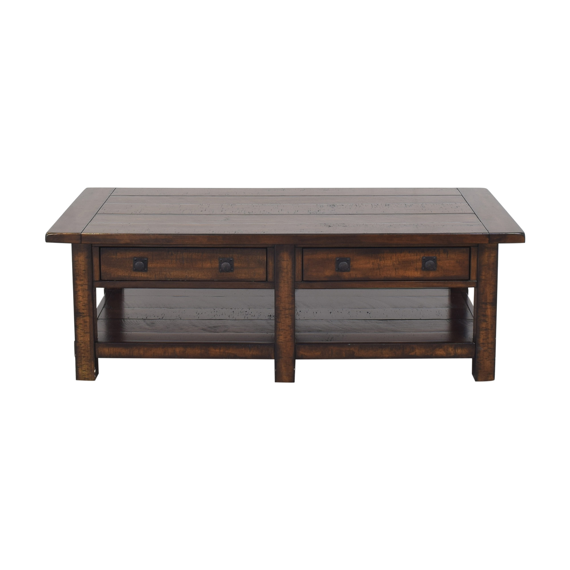 Pottery Barn  Pottery Barn Benchwright Coffee Table for sale