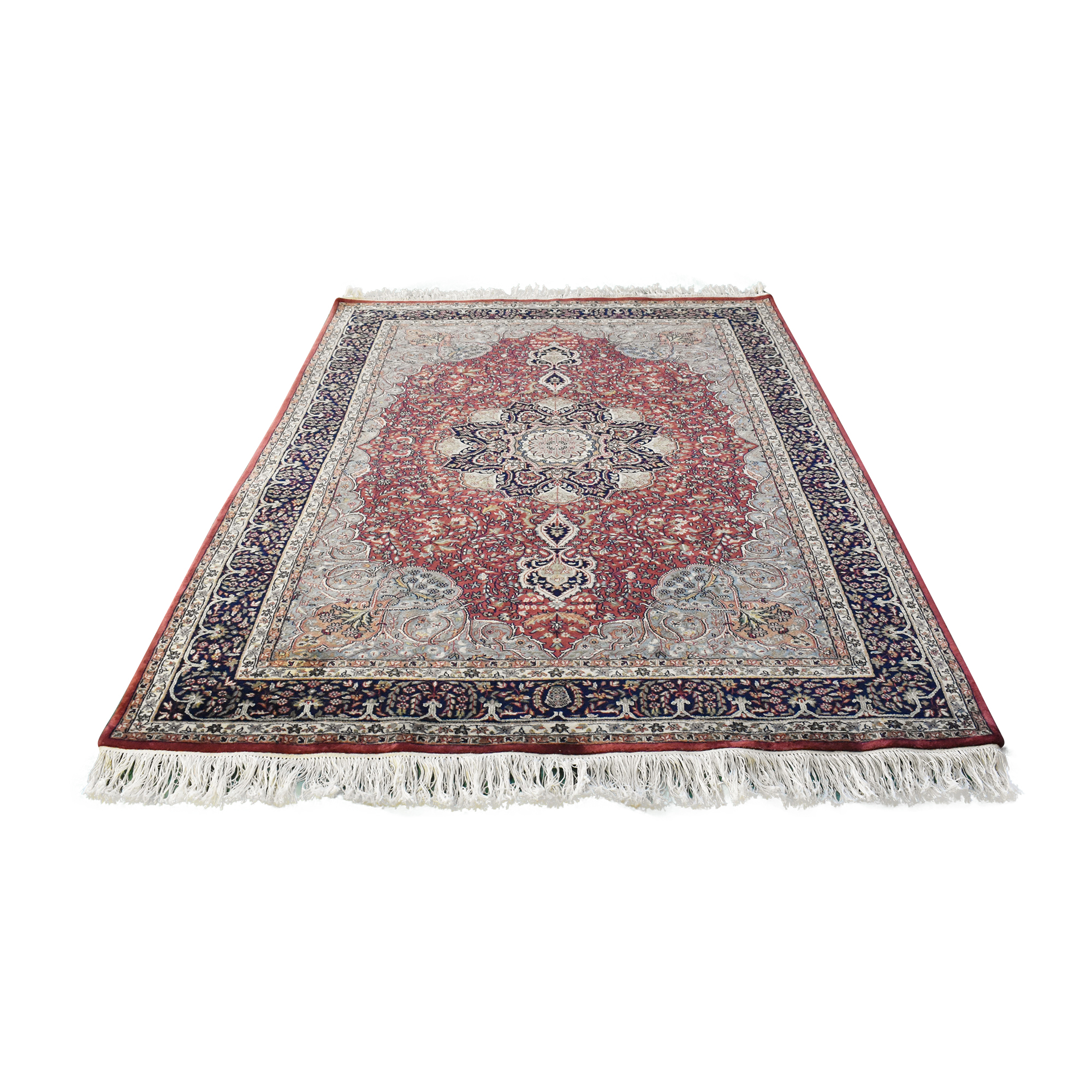Macy's Patterned Area Rug / Decor