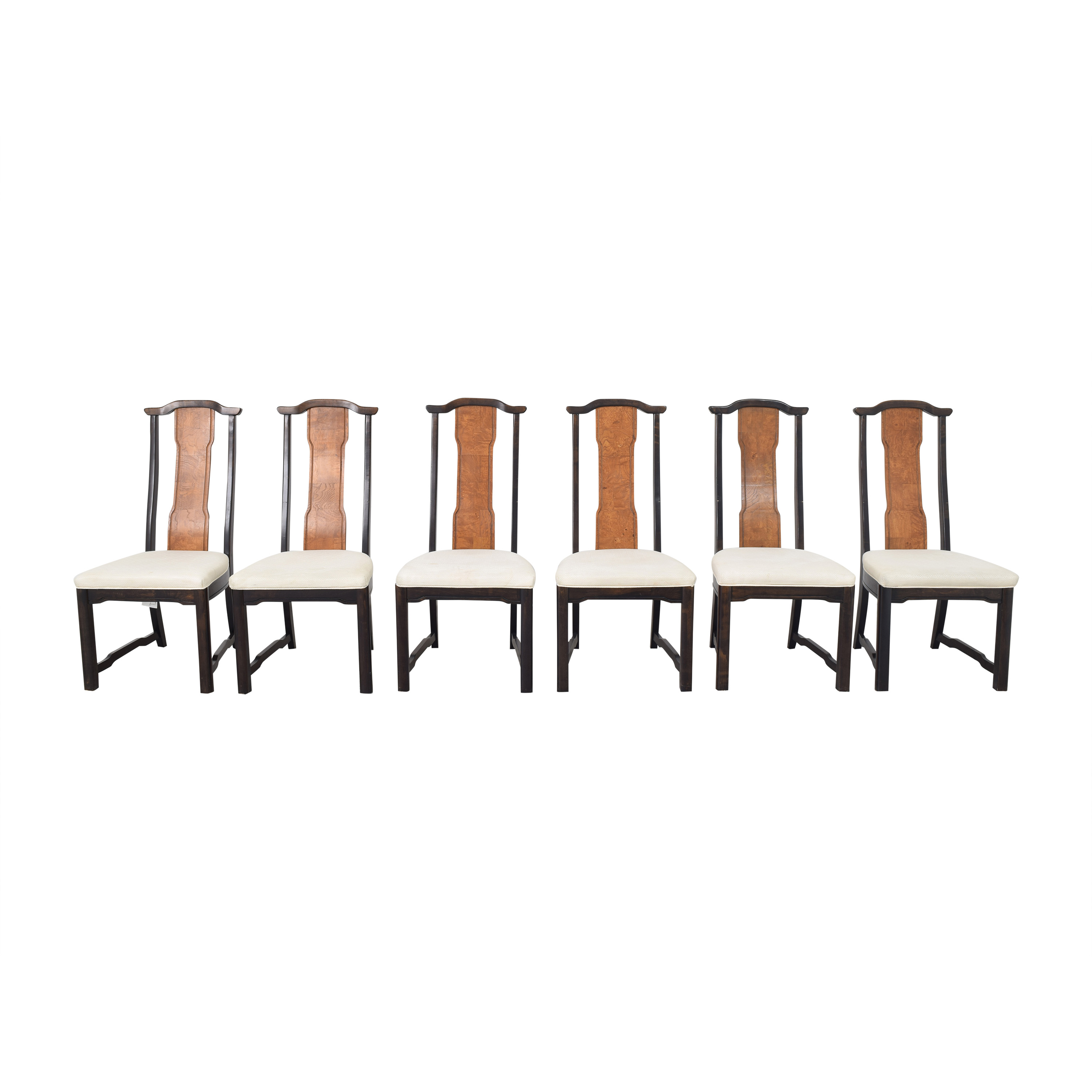 buy Broyhill Furniture Ming Collection Dining Chairs Broyhill Furniture Chairs