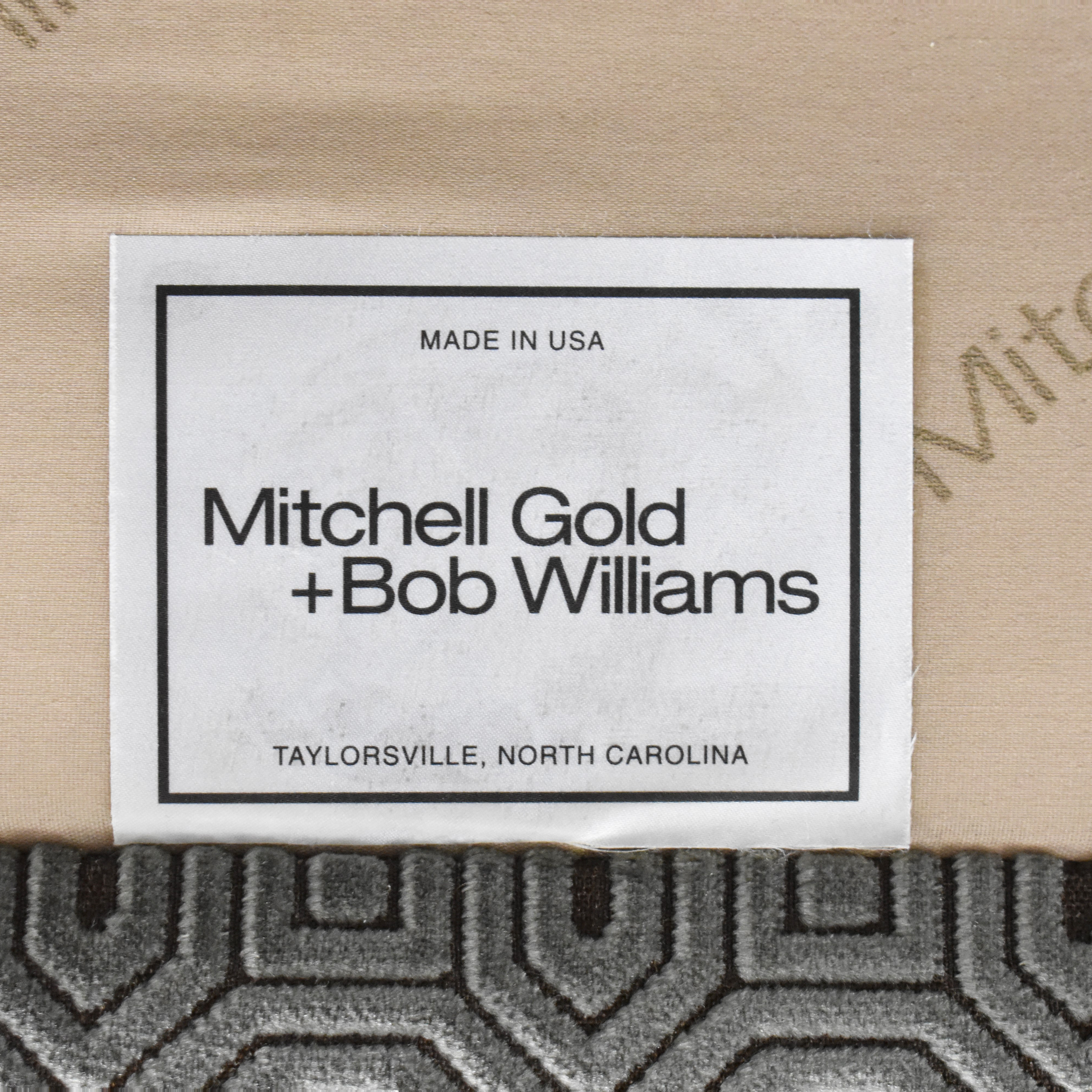buy Mitchell Gold + Bob Williams Accent Chair Mitchell Gold + Bob Williams