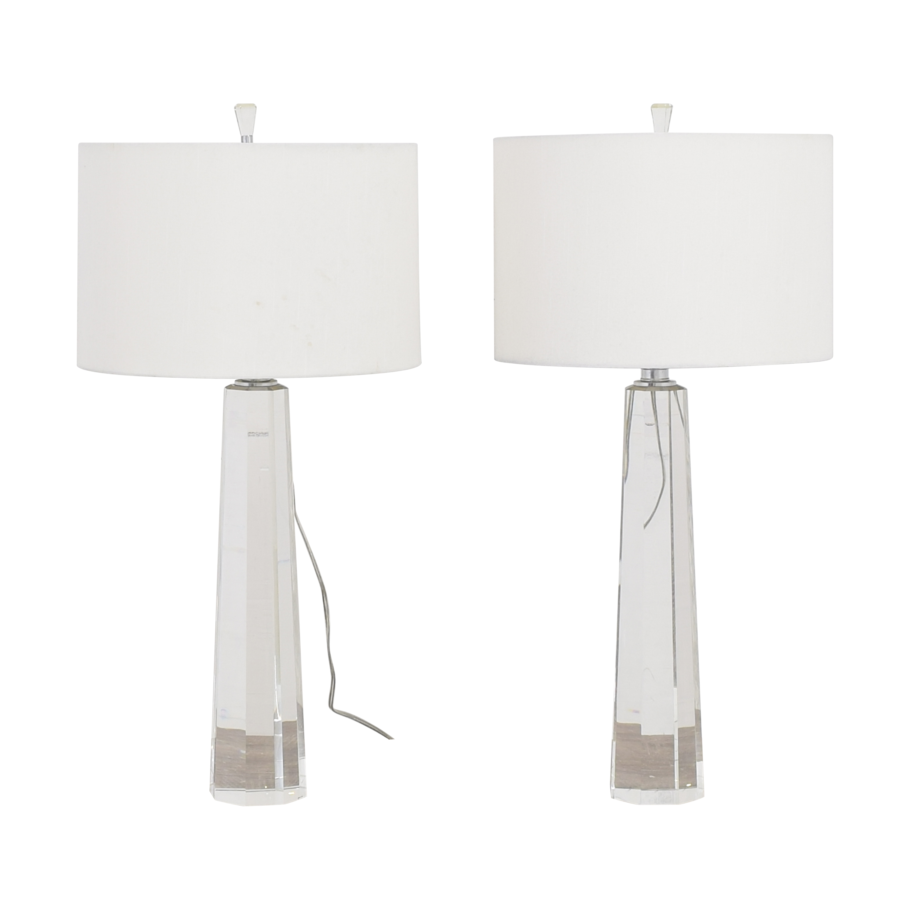 Z Gallerie Z Gallerie Gabrielle Table Lamps on sale