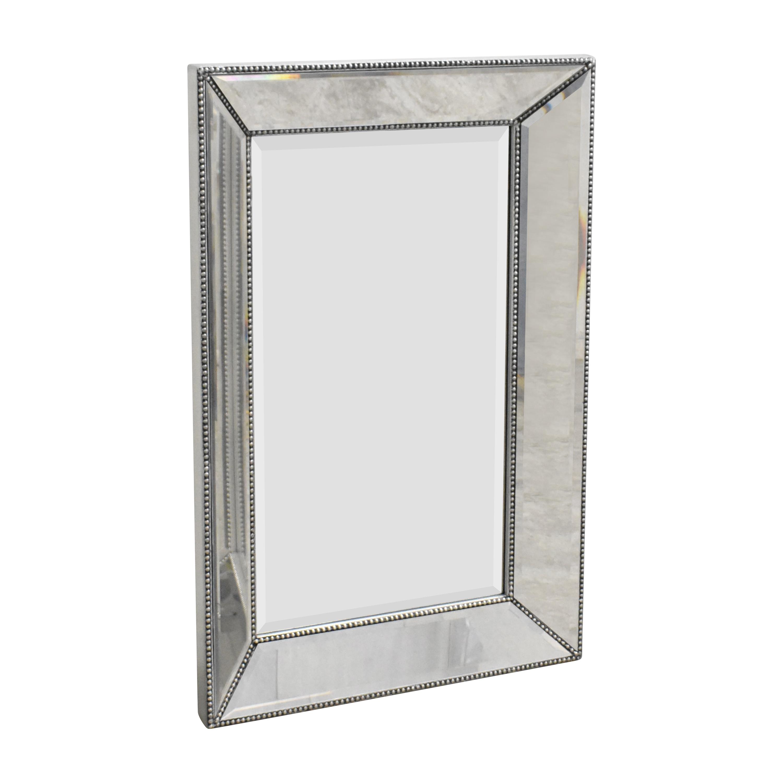 shop Bassett Mirror Company Hollywood Glam Wall Mirror Bassett Mirror Company