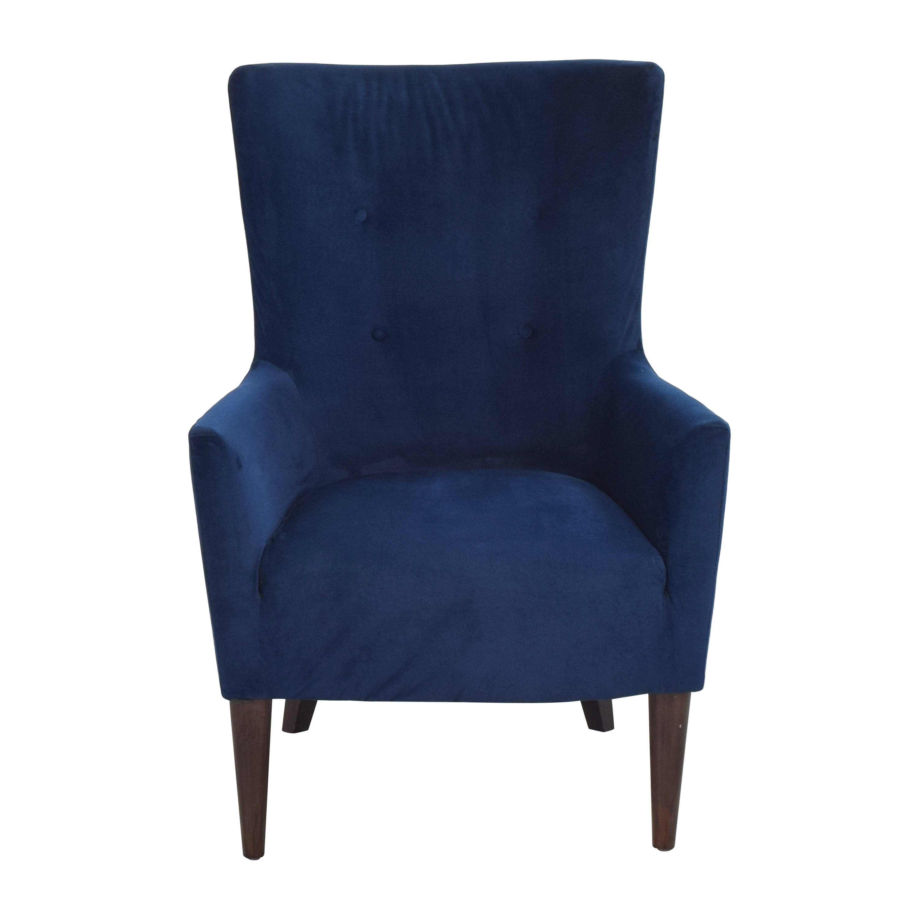 shop West Elm Victor Armchair West Elm Chairs