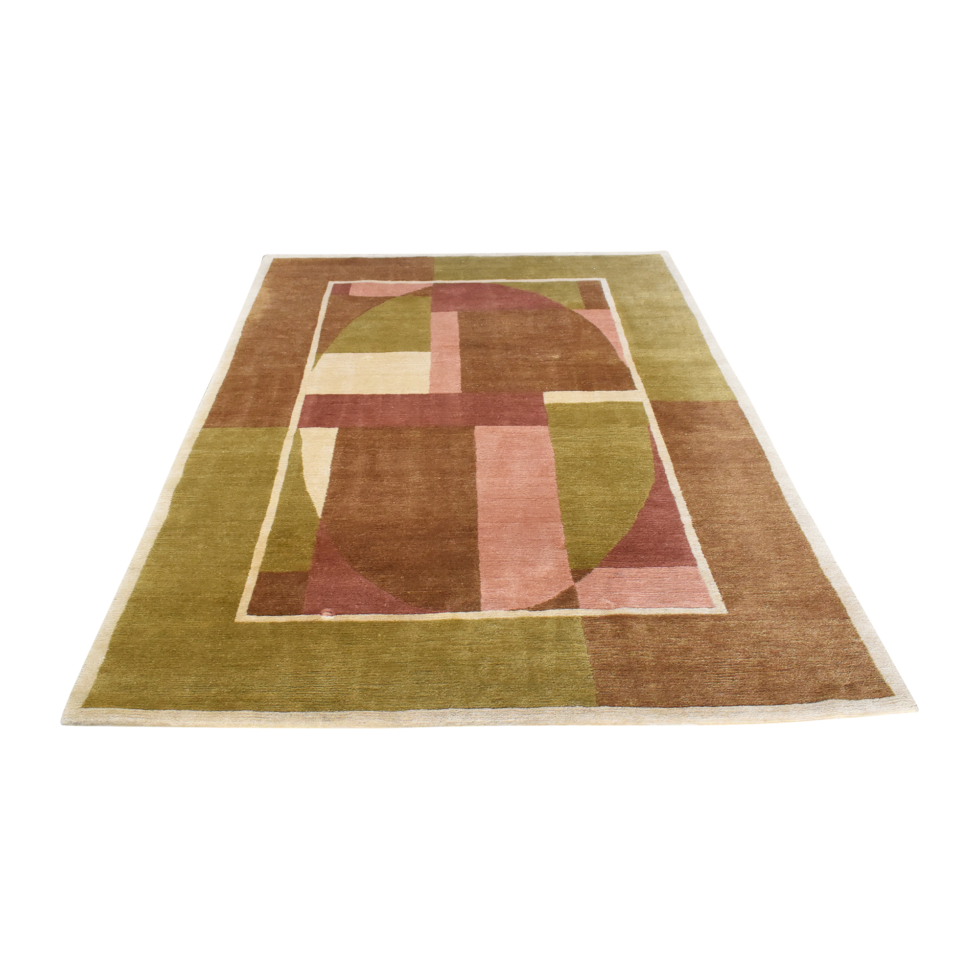 Tufenkian Tufenkian Geometric Area Rug on sale