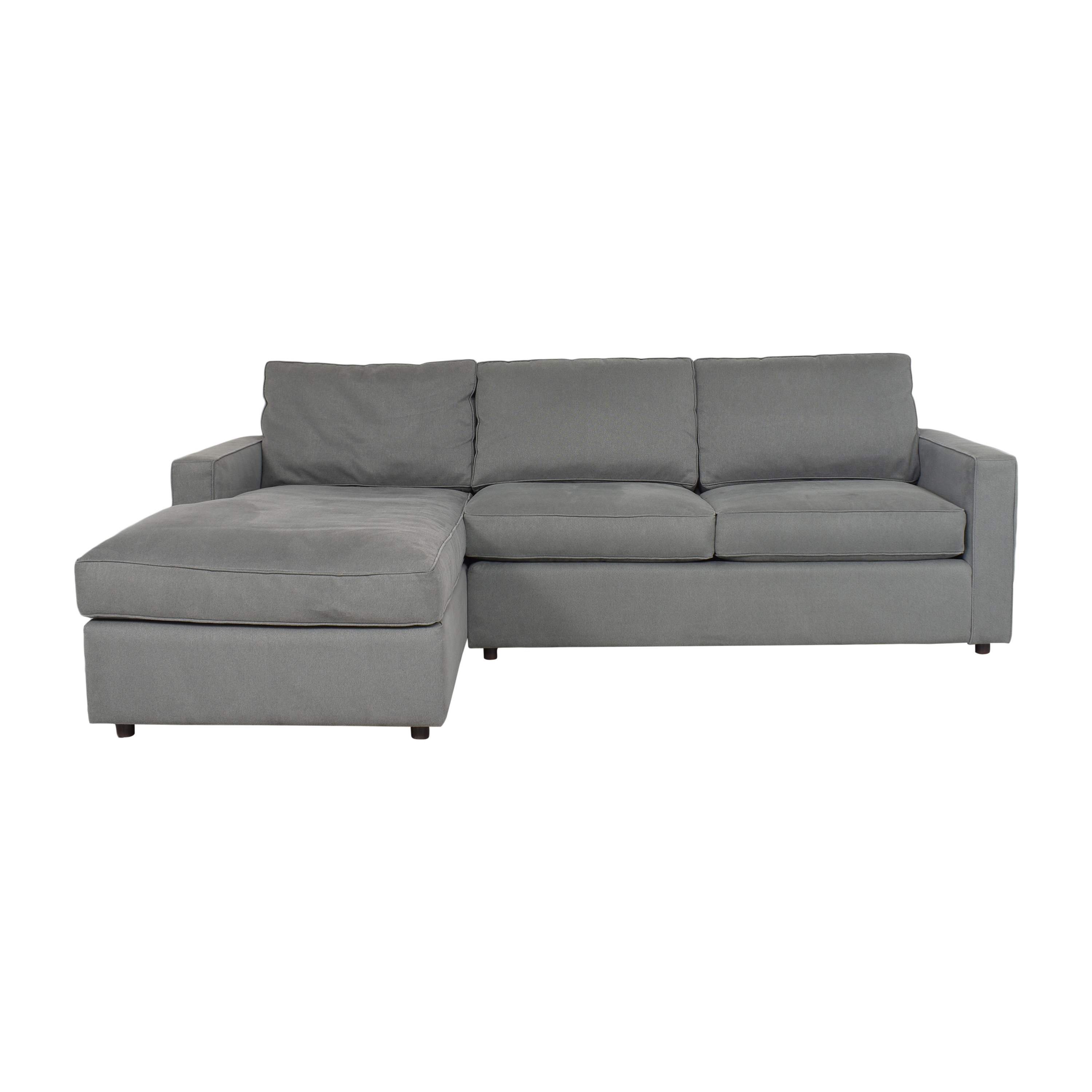 Room & Board York Chaise Sectional Sofa / Sectionals