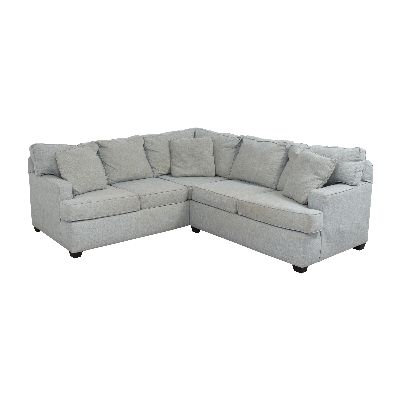 KFI KFI Corner Sectional Sofa Sofas