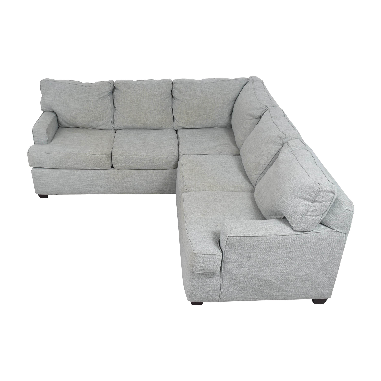 KFI KFI Corner Sectional Sofa ct