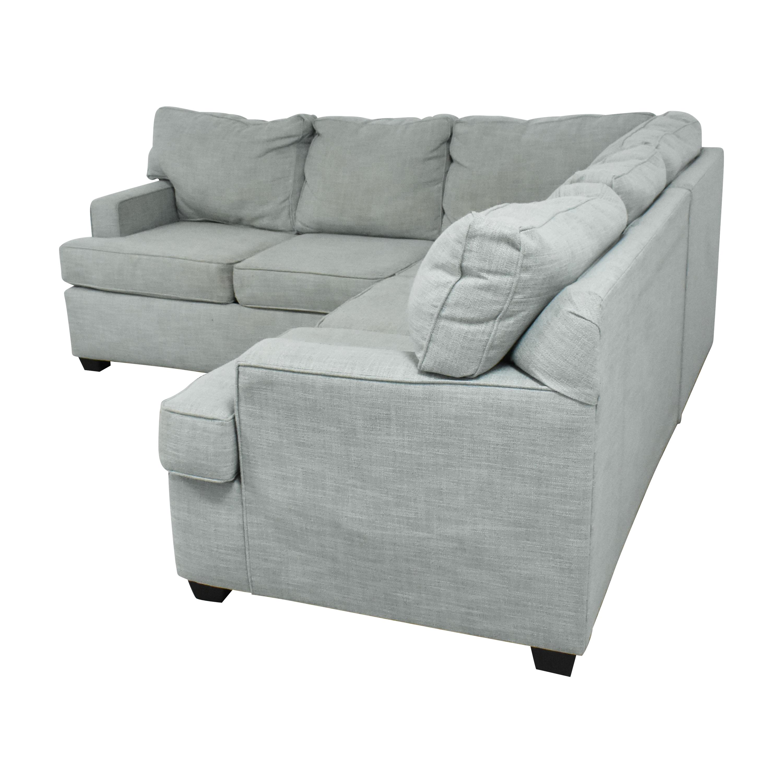 KFI KFI Corner Sectional Sofa on sale