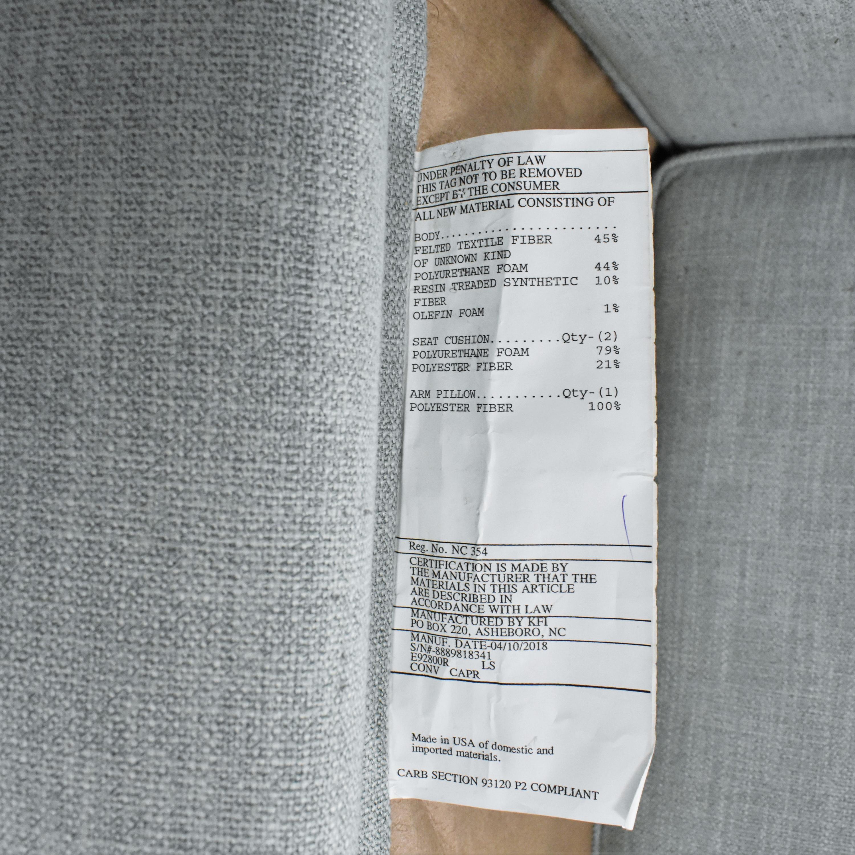 KFI Corner Sectional Sofa / Sofas