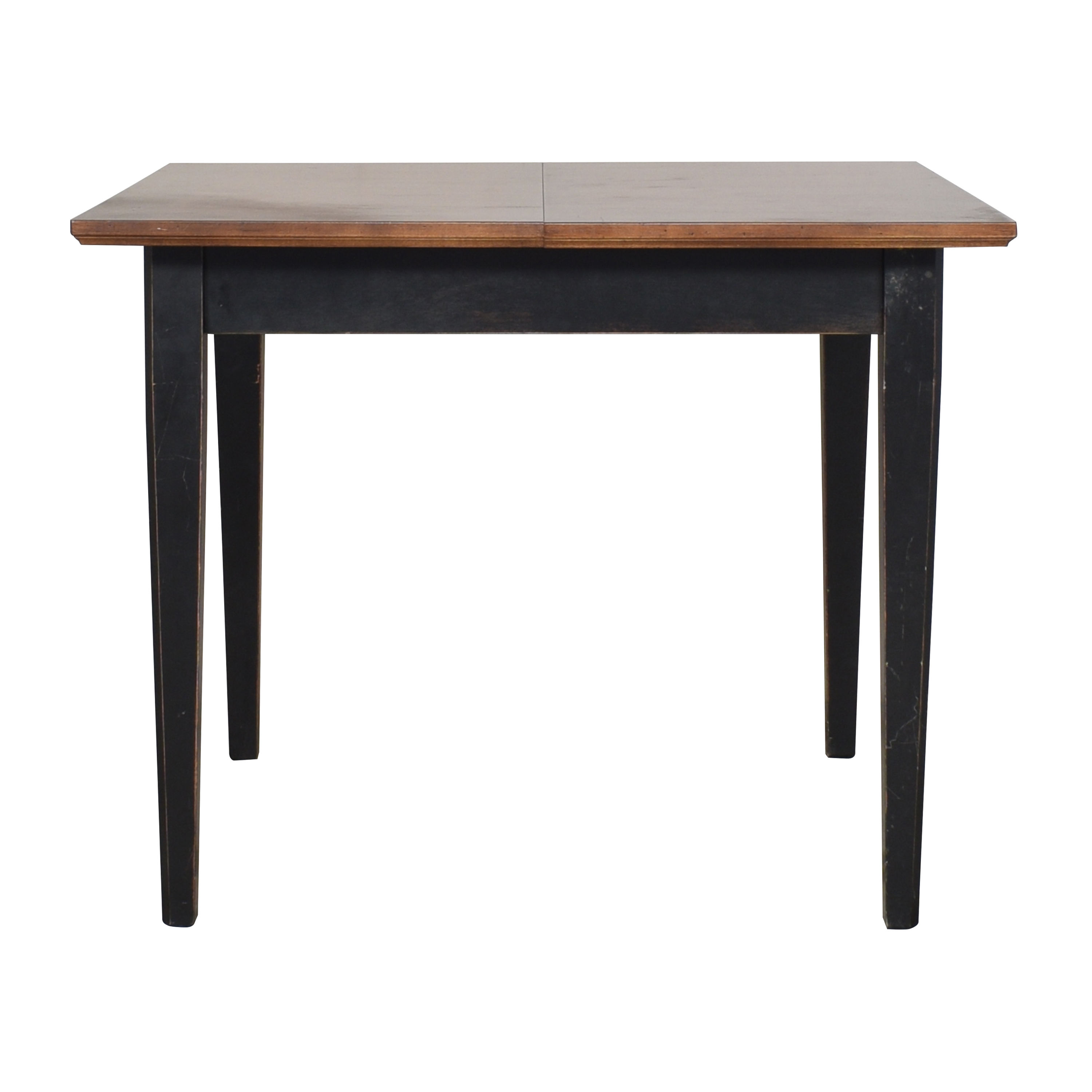 Crate & Barrel Crate and Barrel Extendable Dining Table discount