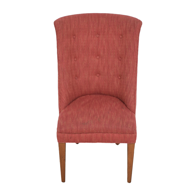 Liz Claiborne Liz Claiborne Tufted Accent Chair used