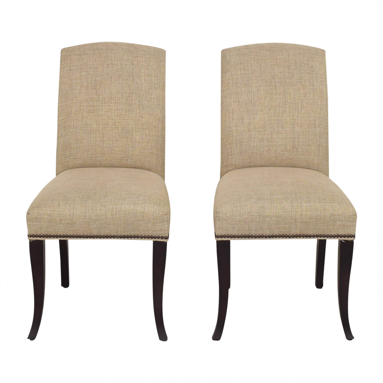 Designmaster Furniture Designmaster Nailhead Trim Dining Chairs price