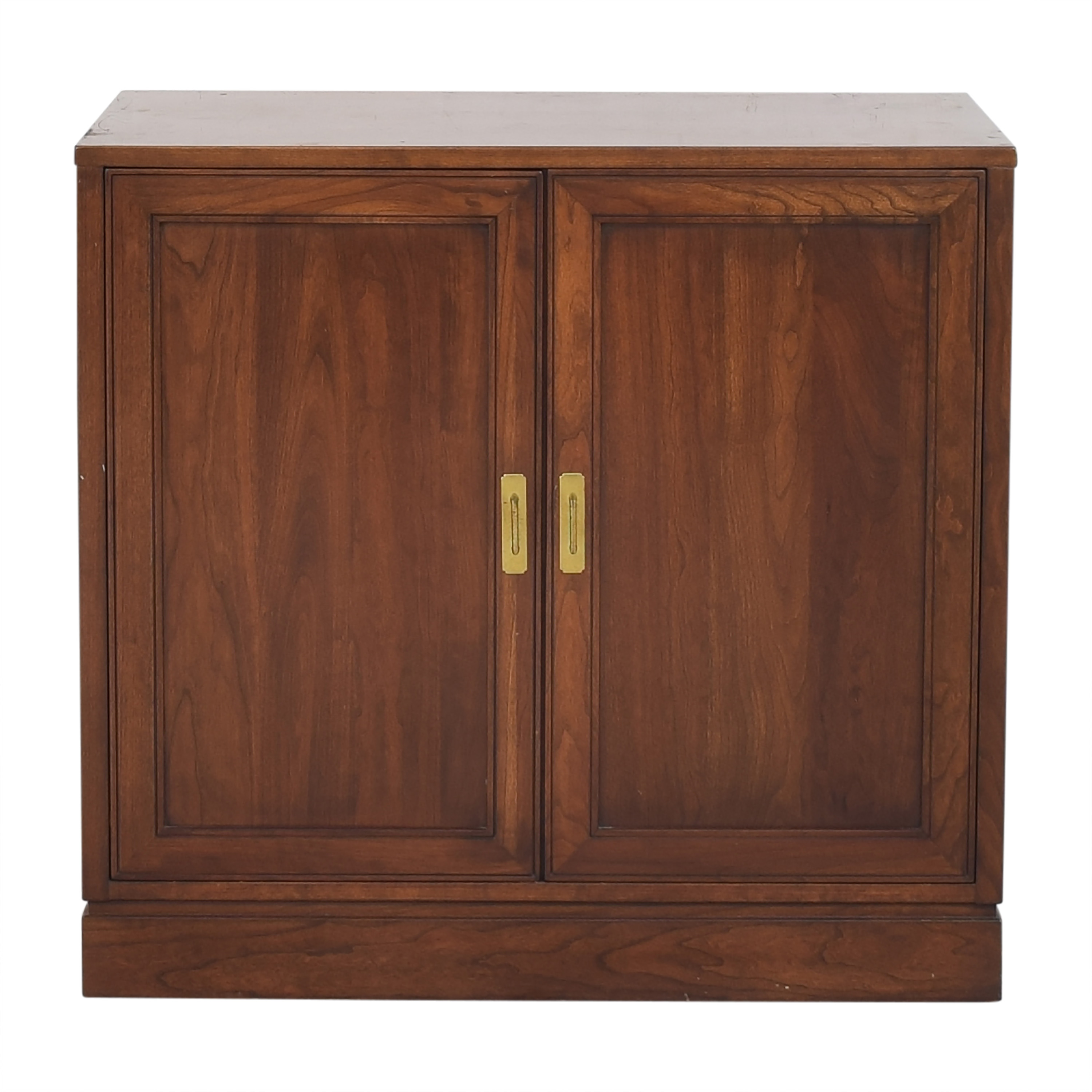 buy Ethan Allen Canova Campaign Two Door Cabinet Ethan Allen Cabinets & Sideboards